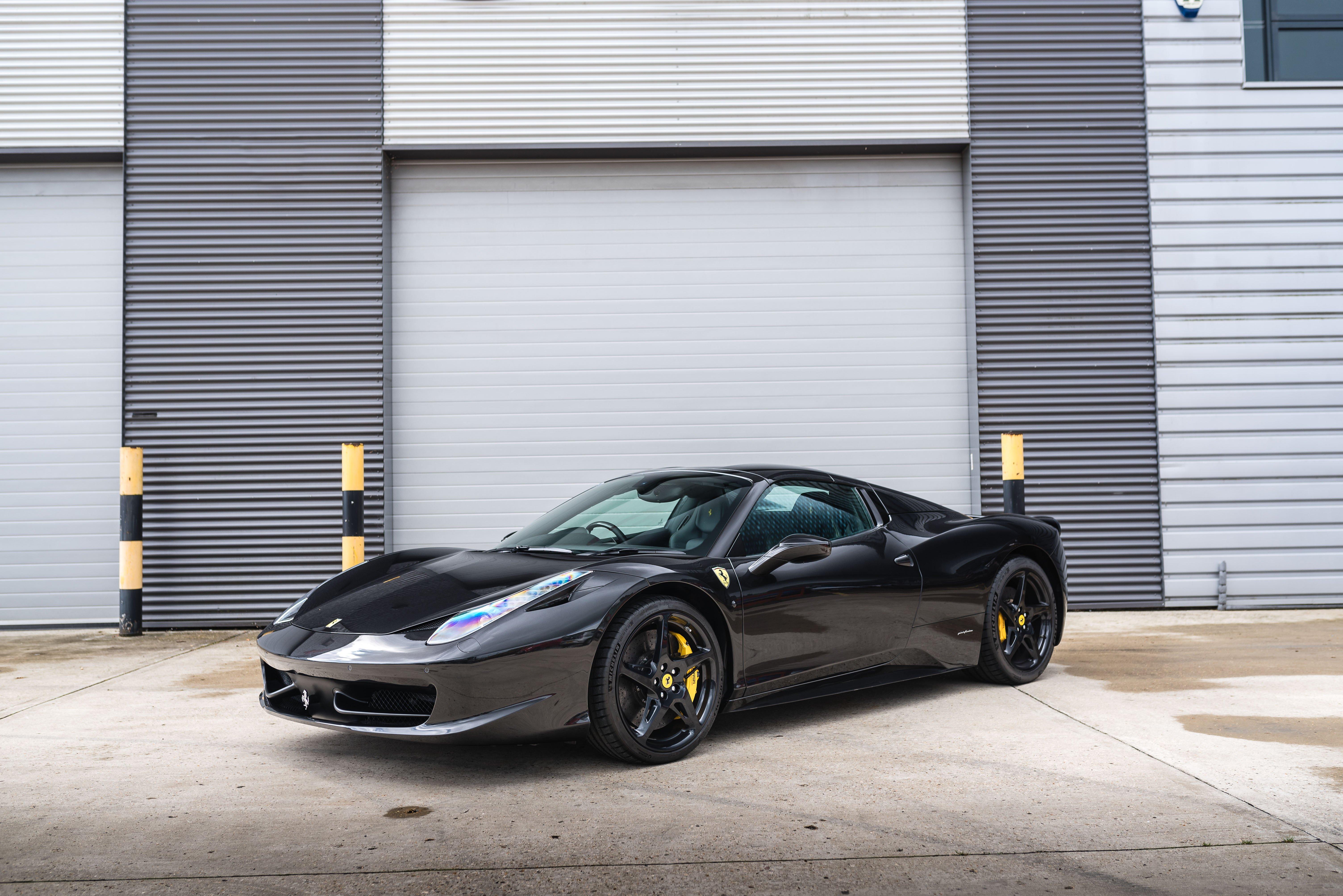 2013 Ferrari 458 Spider Sold More Needed Classic Driver Market
