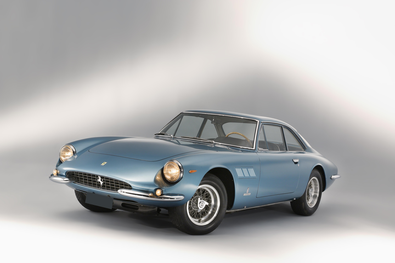 1964 Ferrari 500 Superfast Classic Driver Market