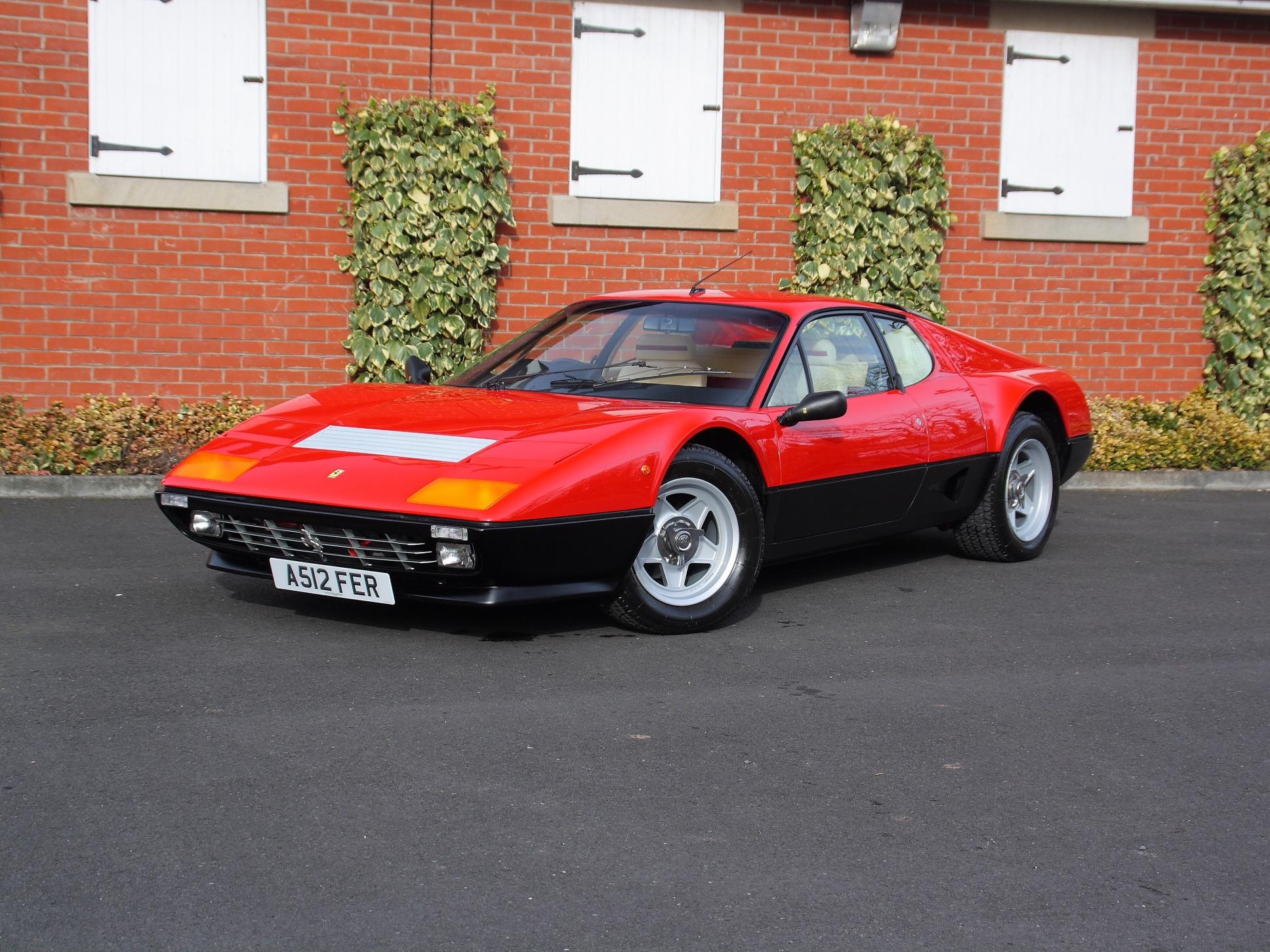 1983 Ferrari 512 Bbi Classic Driver Market
