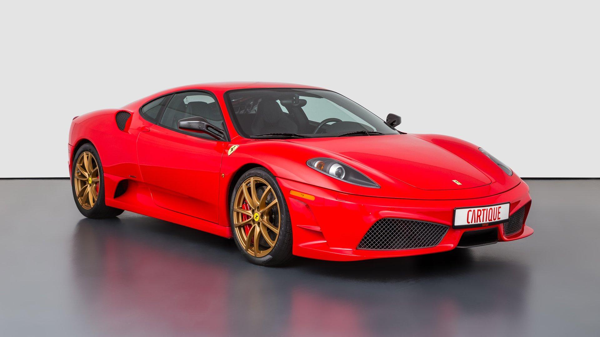 2008 Ferrari F430 Scuderia Classic Driver Market