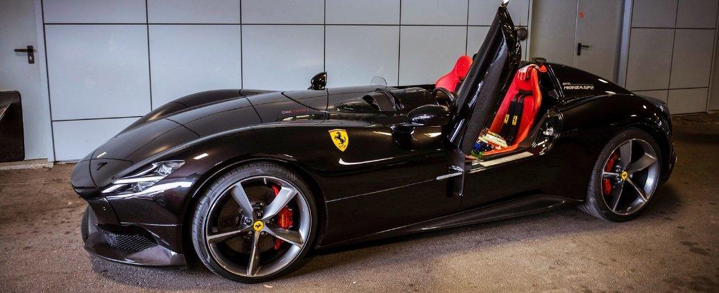 2019 Ferrari Monza Sp2 Classic Driver Market