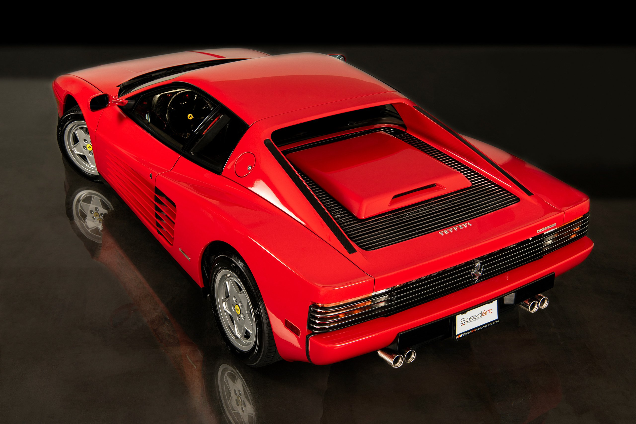 1988 Ferrari Testarossa Classic Driver Market