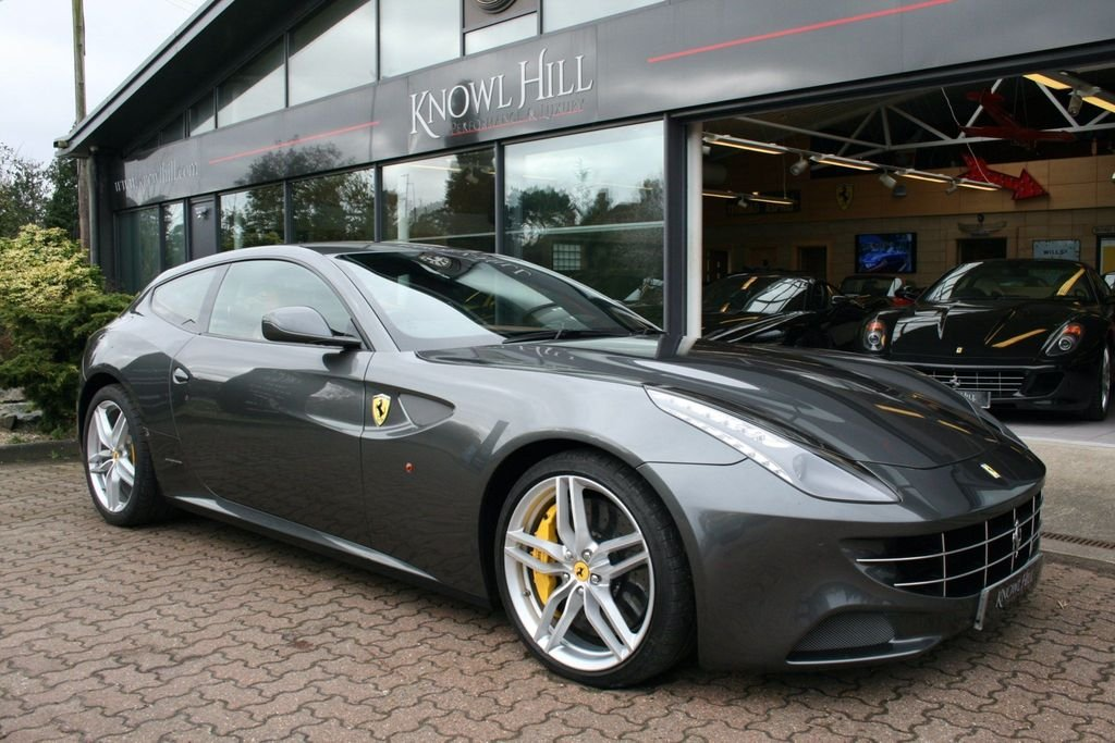 2012 Ferrari Ff 6 3 V12 Classic Driver Market