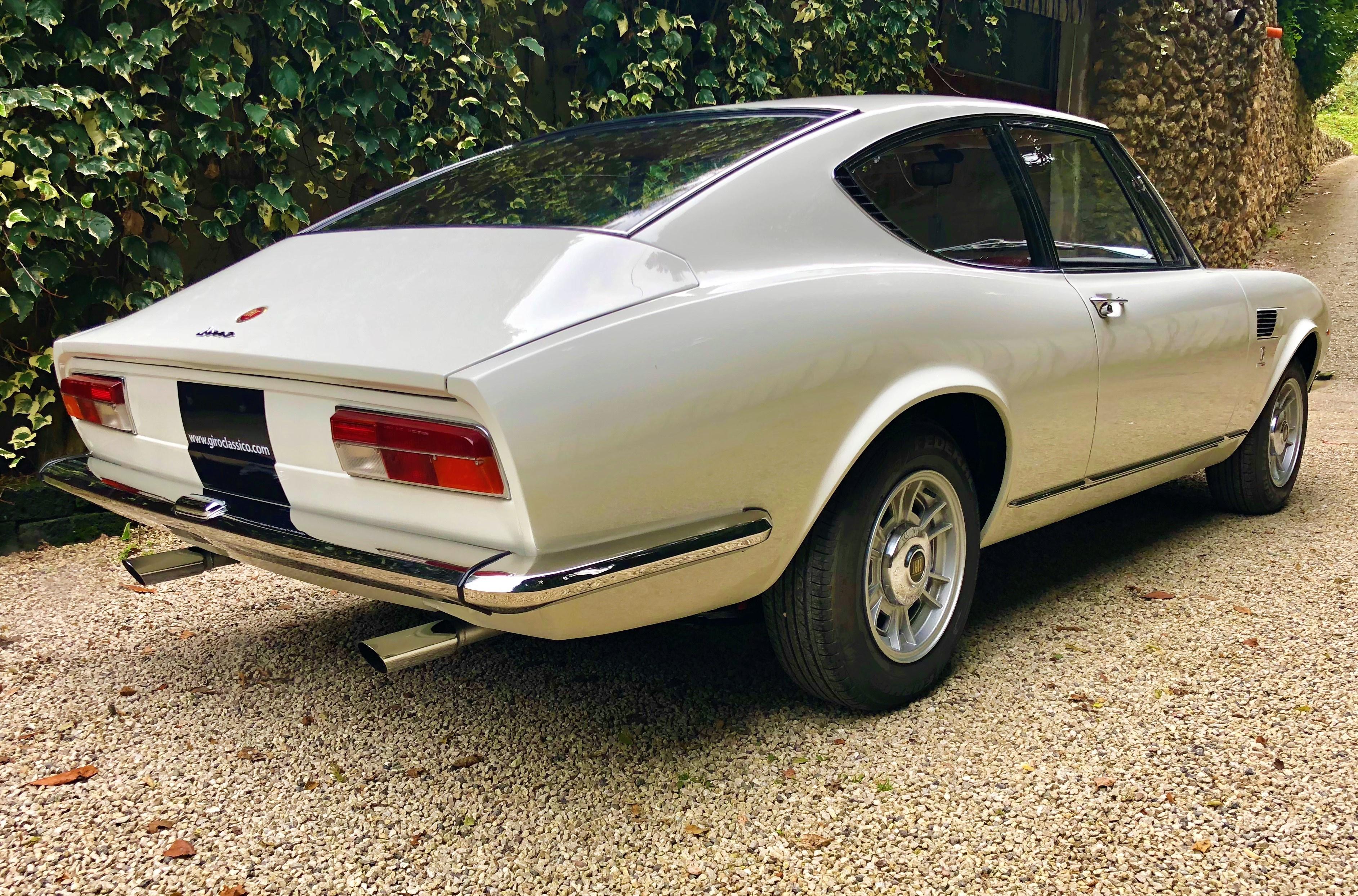 1967 Fiat Dino Oldtimer Zu Verkaufen