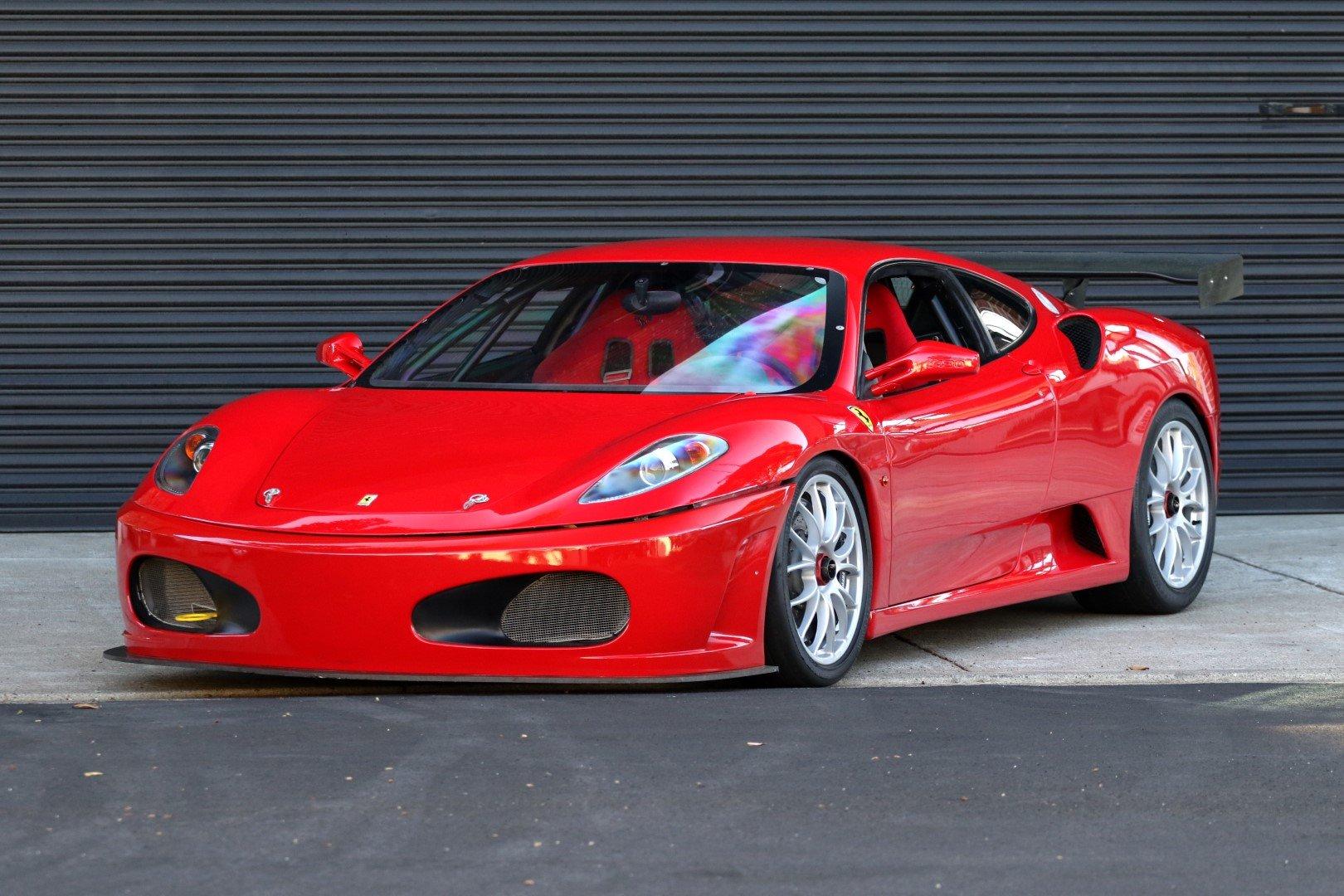 2007 Ferrari F430 Challenge Classic Driver Market
