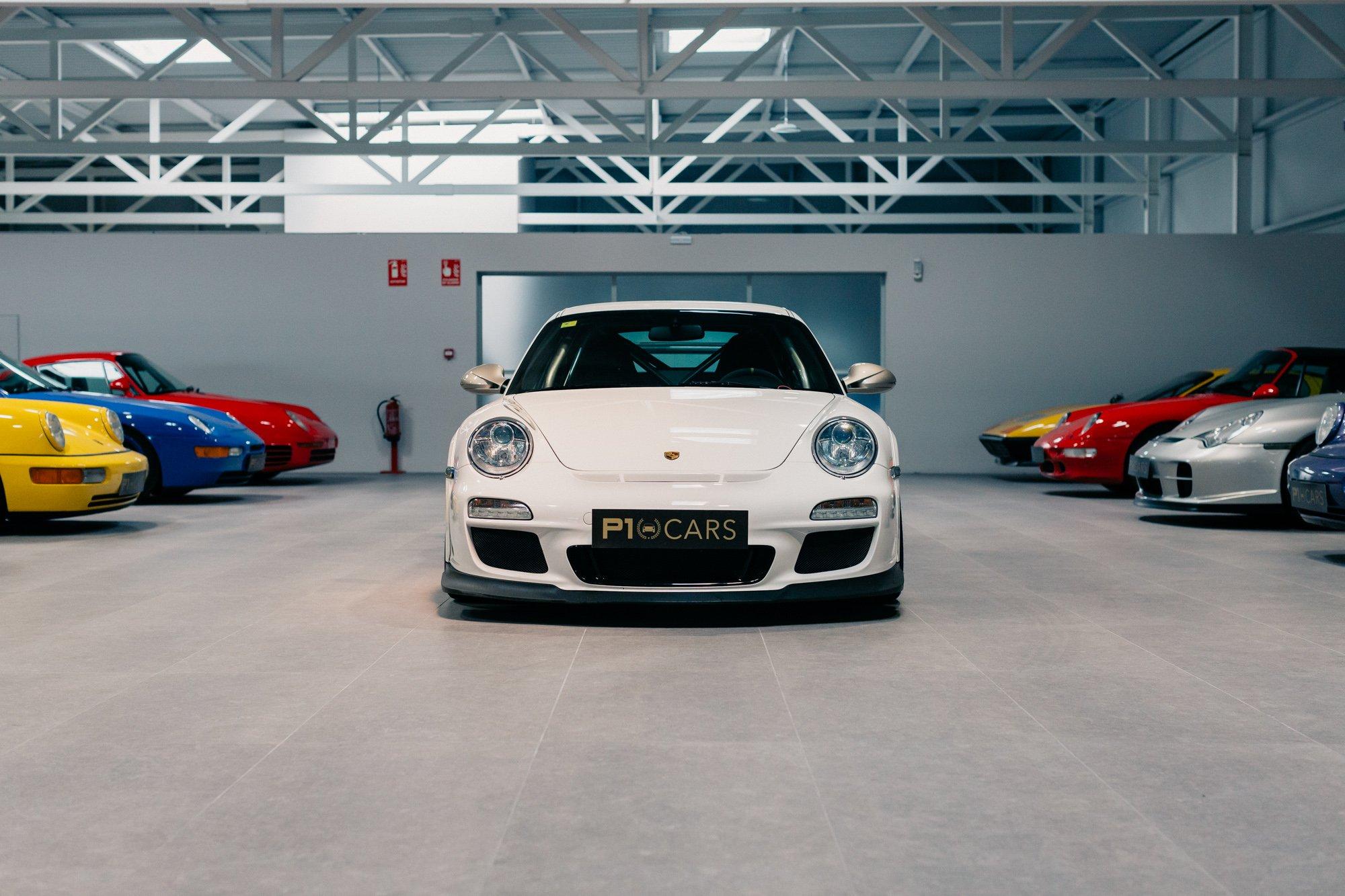 2011 Porsche 911 Gt3 997 2 Gt3 Rs Classic Driver Market