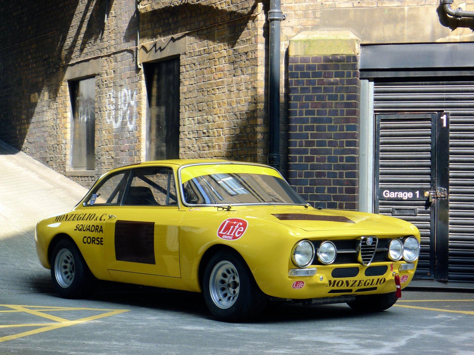 1971 Alfa Romeo Gta M Oldtimer Zu Verkaufen