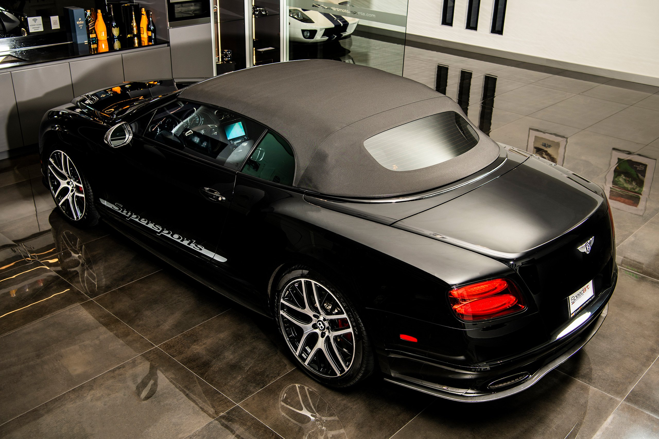 2018 Bentley Continental Gt Supersports Convertible Classic Driver Market