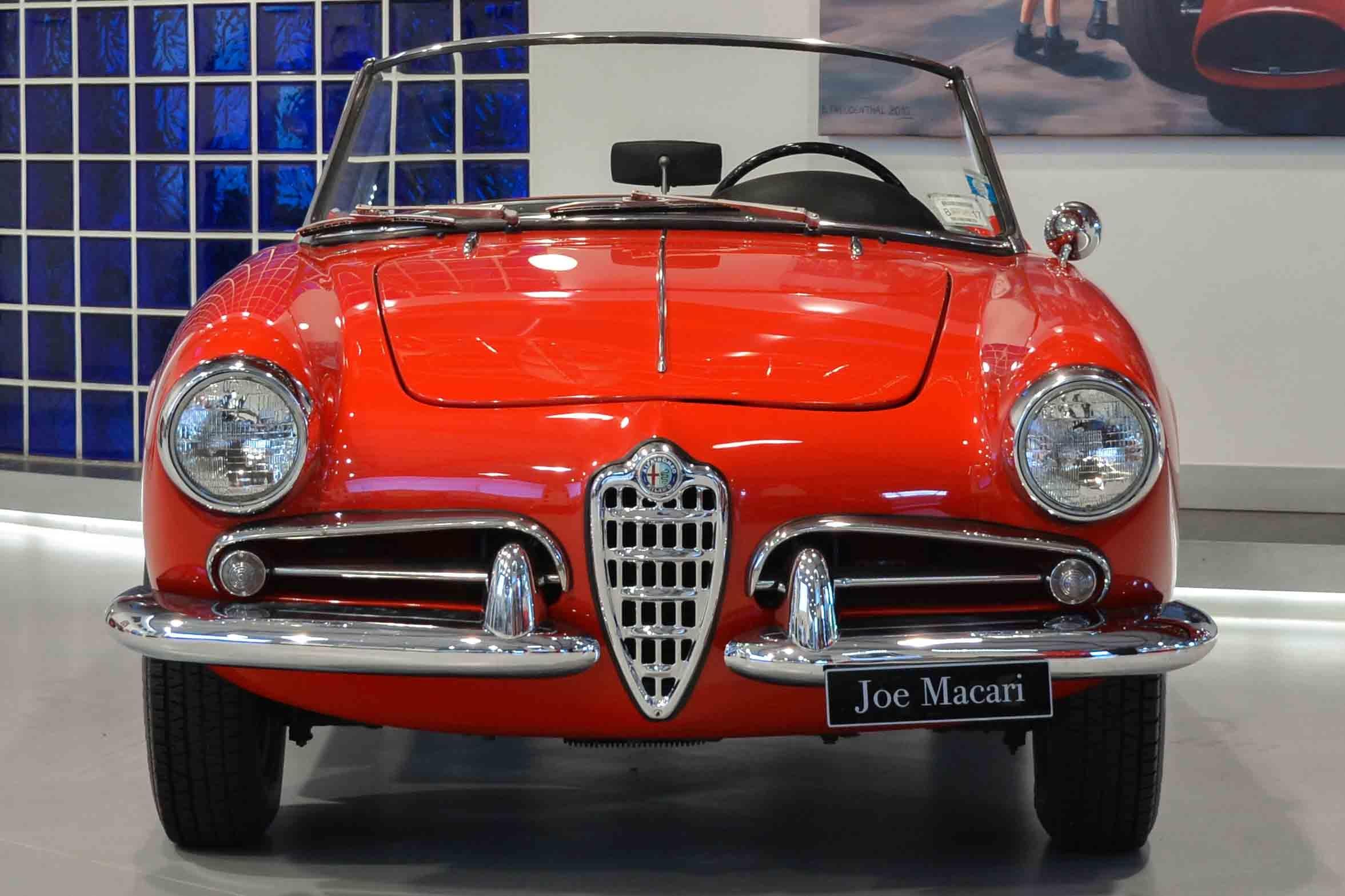 1962 Alfa Romeo Giulietta Voiture De Collection Vendre Ignition Timing