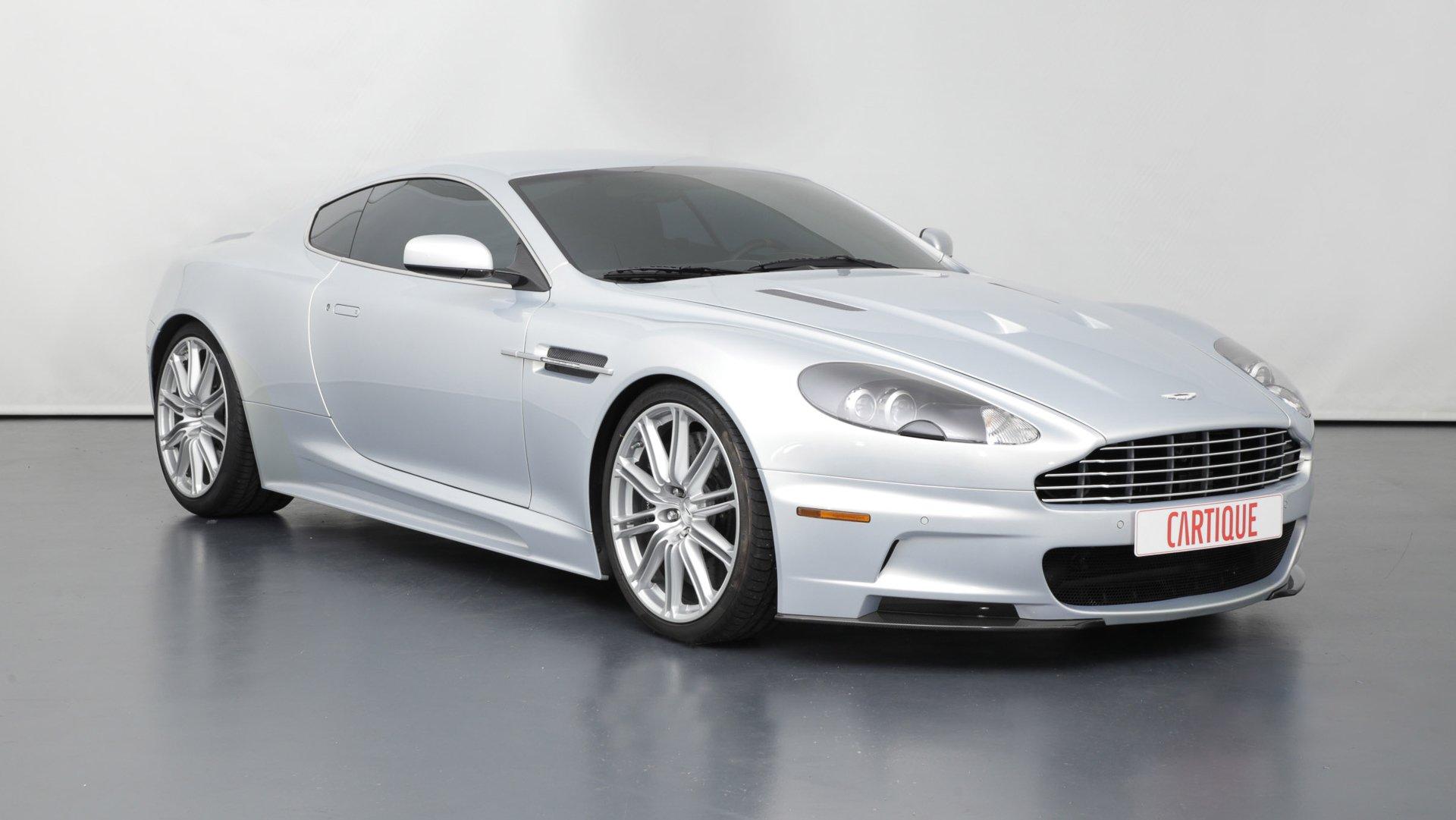 2009 Aston Martin Dbs 6 0 V12 Classic Driver Market