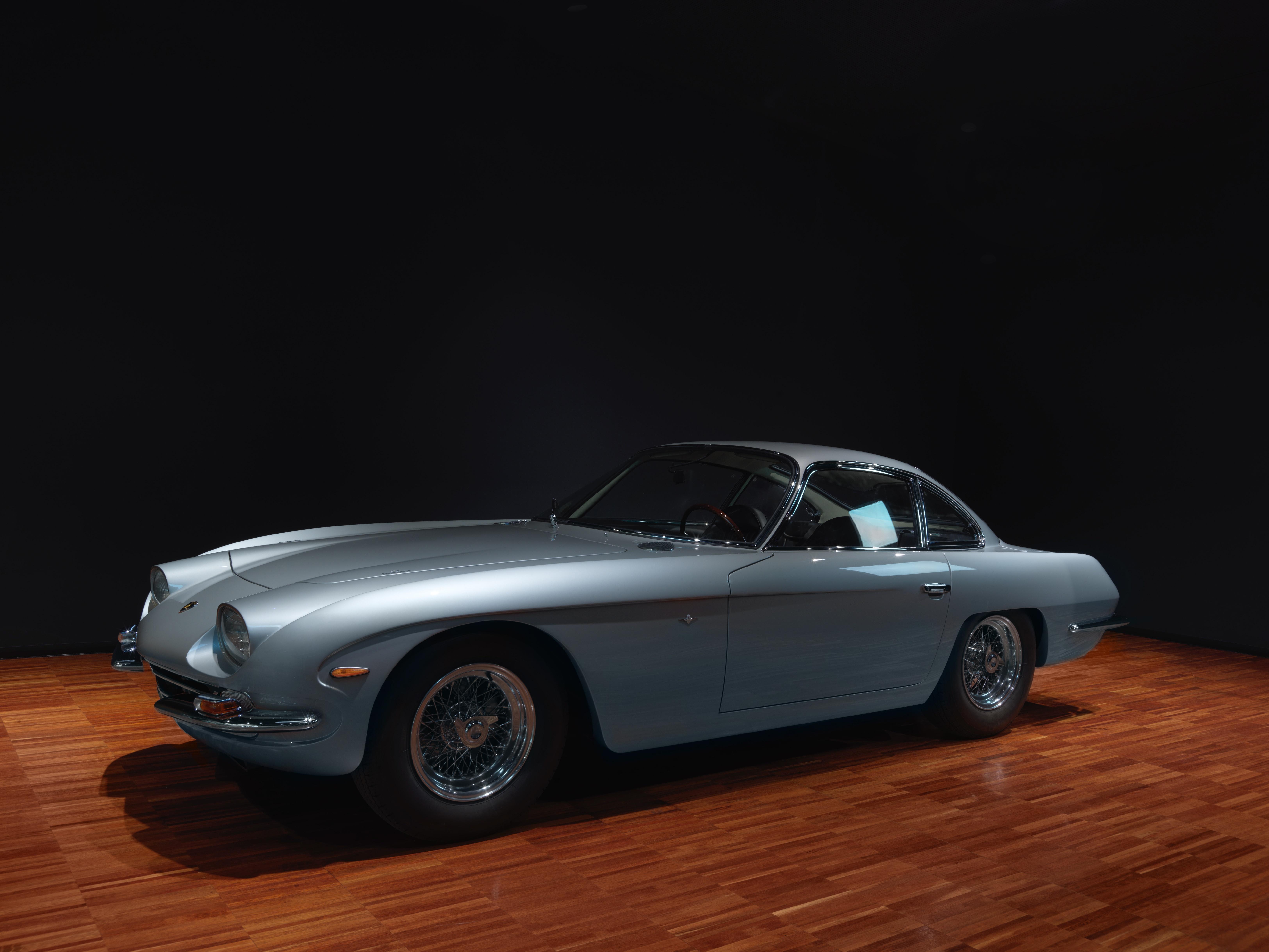 1965 lamborghini 350 gt - coupe | classic driver market