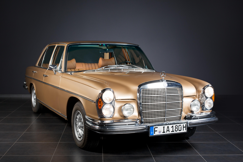 Cars Com Dealer Login >> 1971 Mercedes-Benz S-Class - 280 SE 3.5 Limousine W108   Classic Driver Market