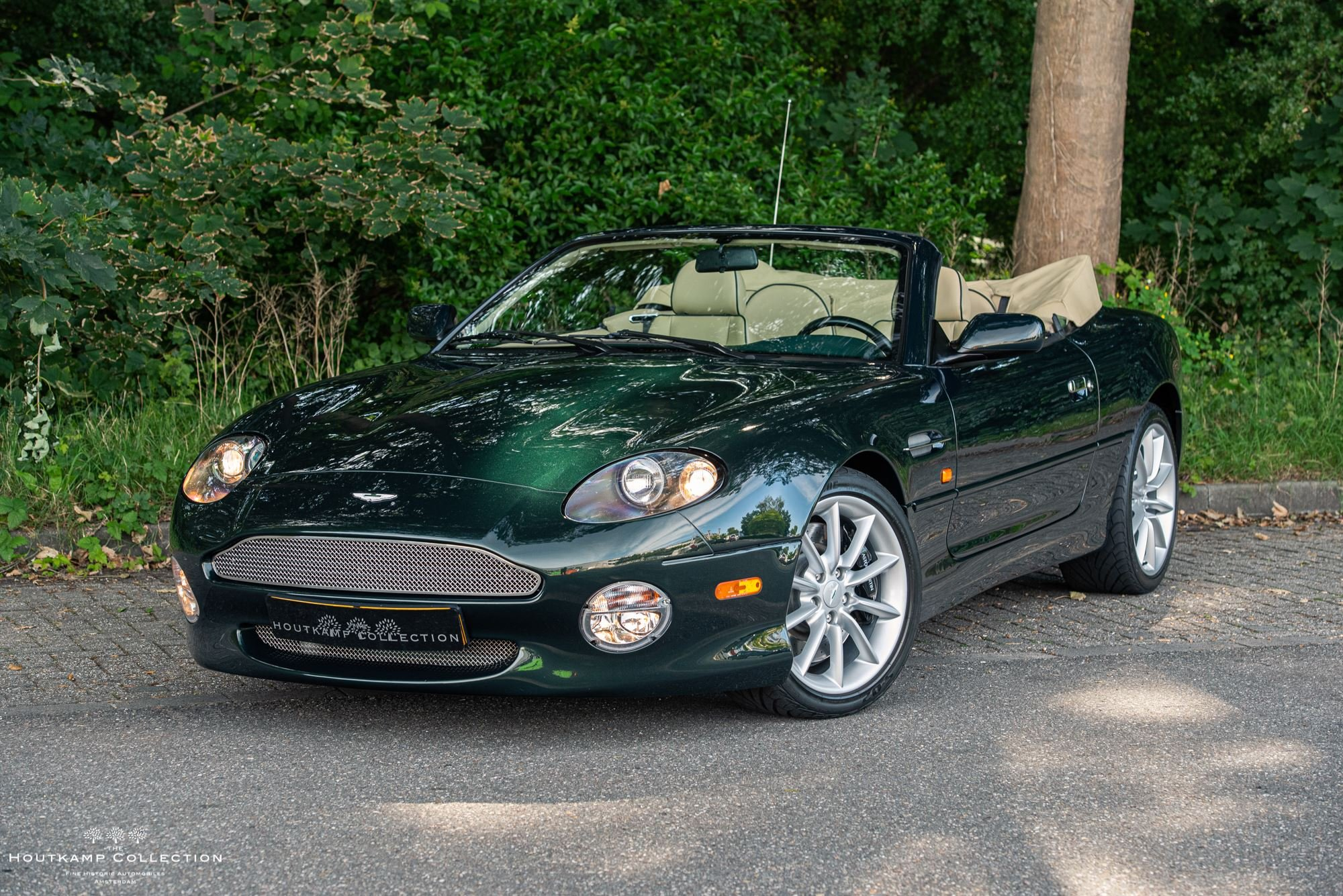 2002 Aston Martin Db7 Vantage Convertible Classic Driver Market