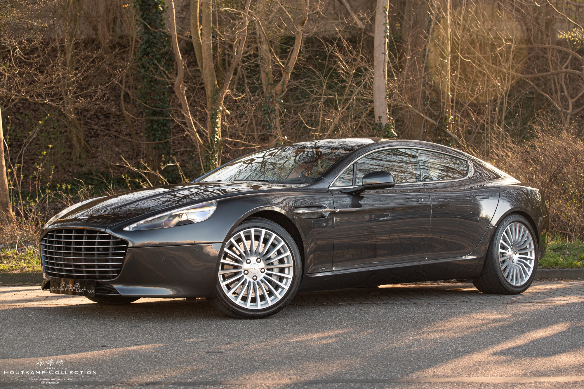 2015 Aston Martin Rapide S 43 000 Kms Since New Classic Driver Market