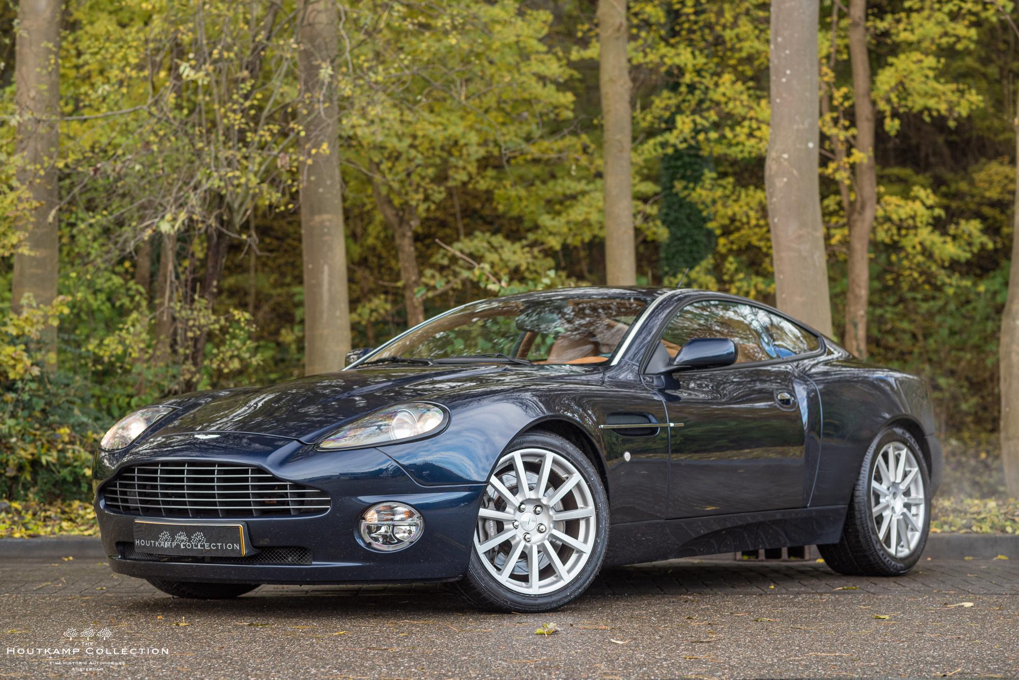 2006 Aston Martin Vanquish The Last Series Classic Driver Market