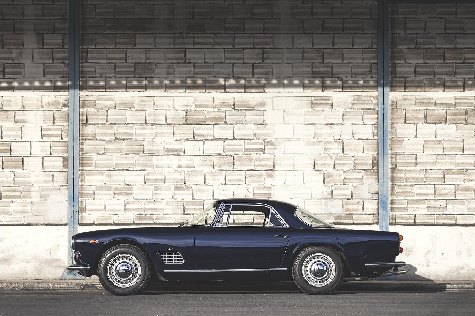 1964 maserati 3500 gt superleggera classic driver market. Black Bedroom Furniture Sets. Home Design Ideas