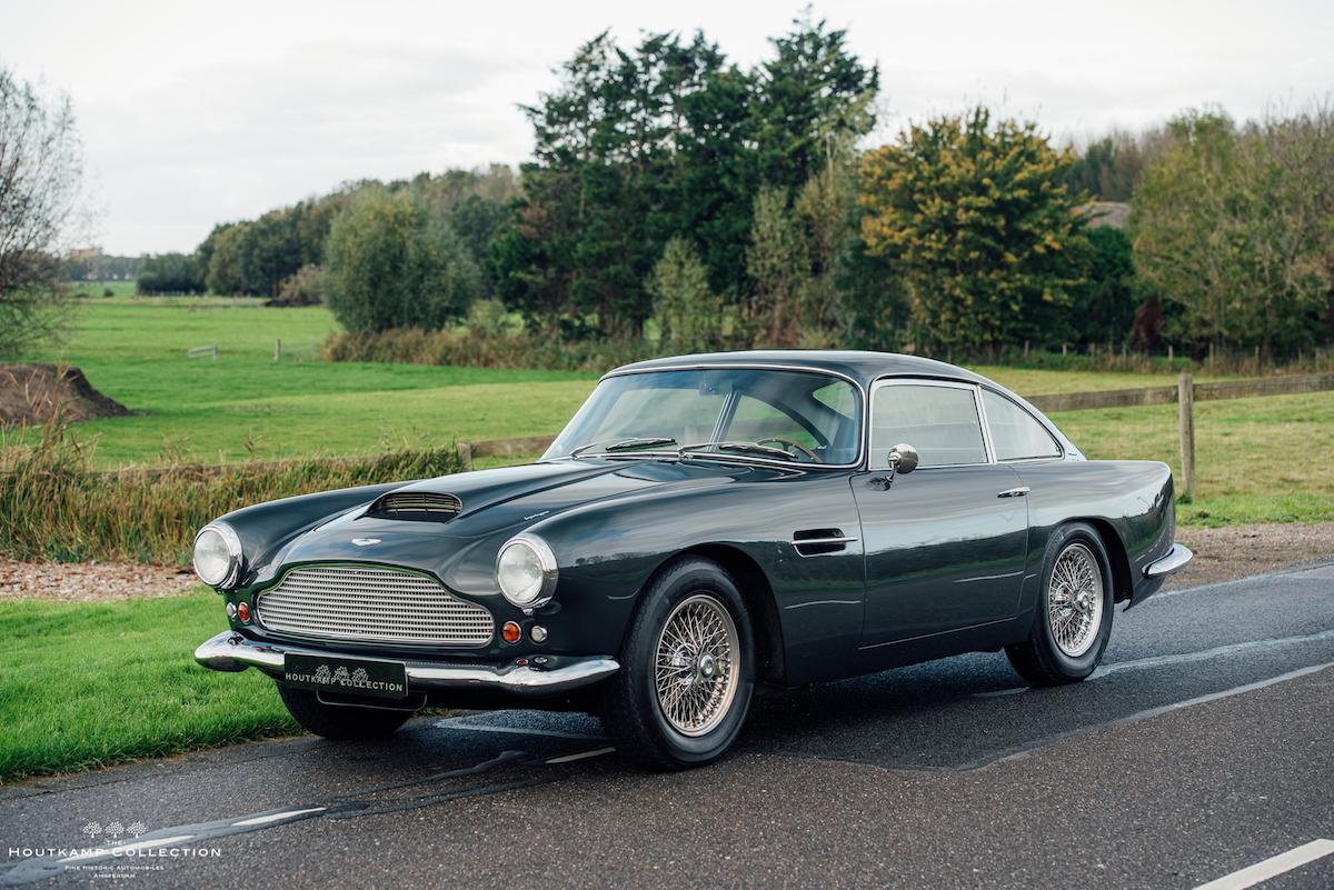 1958 Aston Martin Db4 Gt Specification Classic Driver Market
