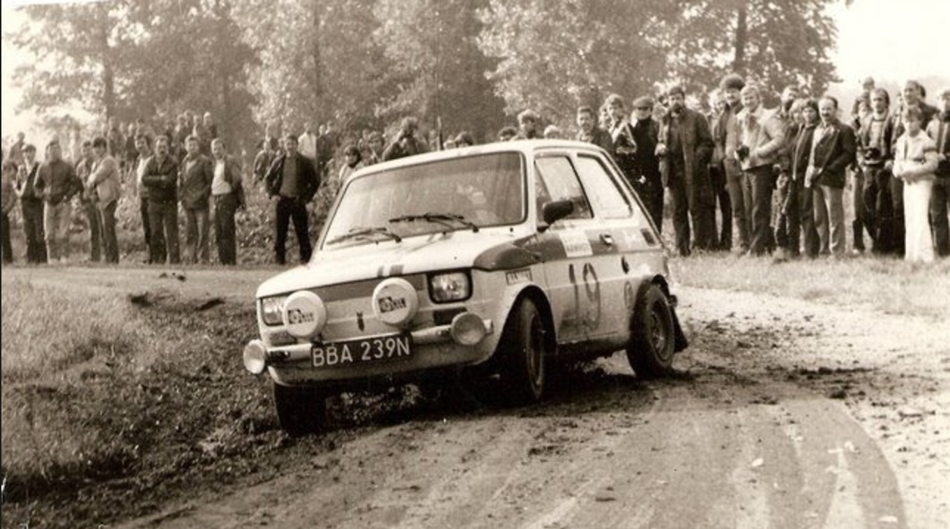 1982 Fiat 126 Rally Group 2 Classic Driver Market