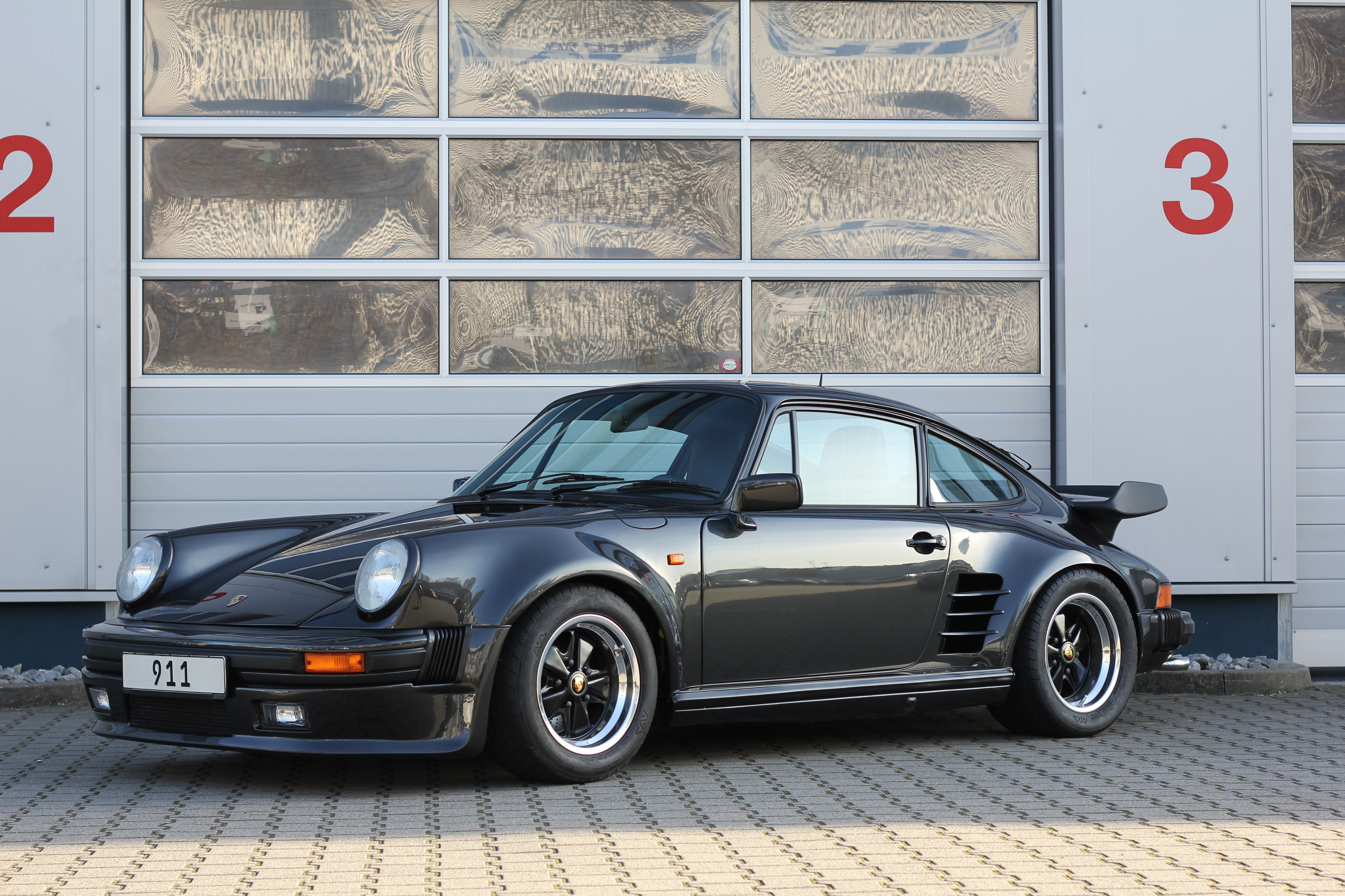 1984 Porsche 911 Turbo 911 930 Turbo Wls 3 3l Exclusive Classic Driver Market