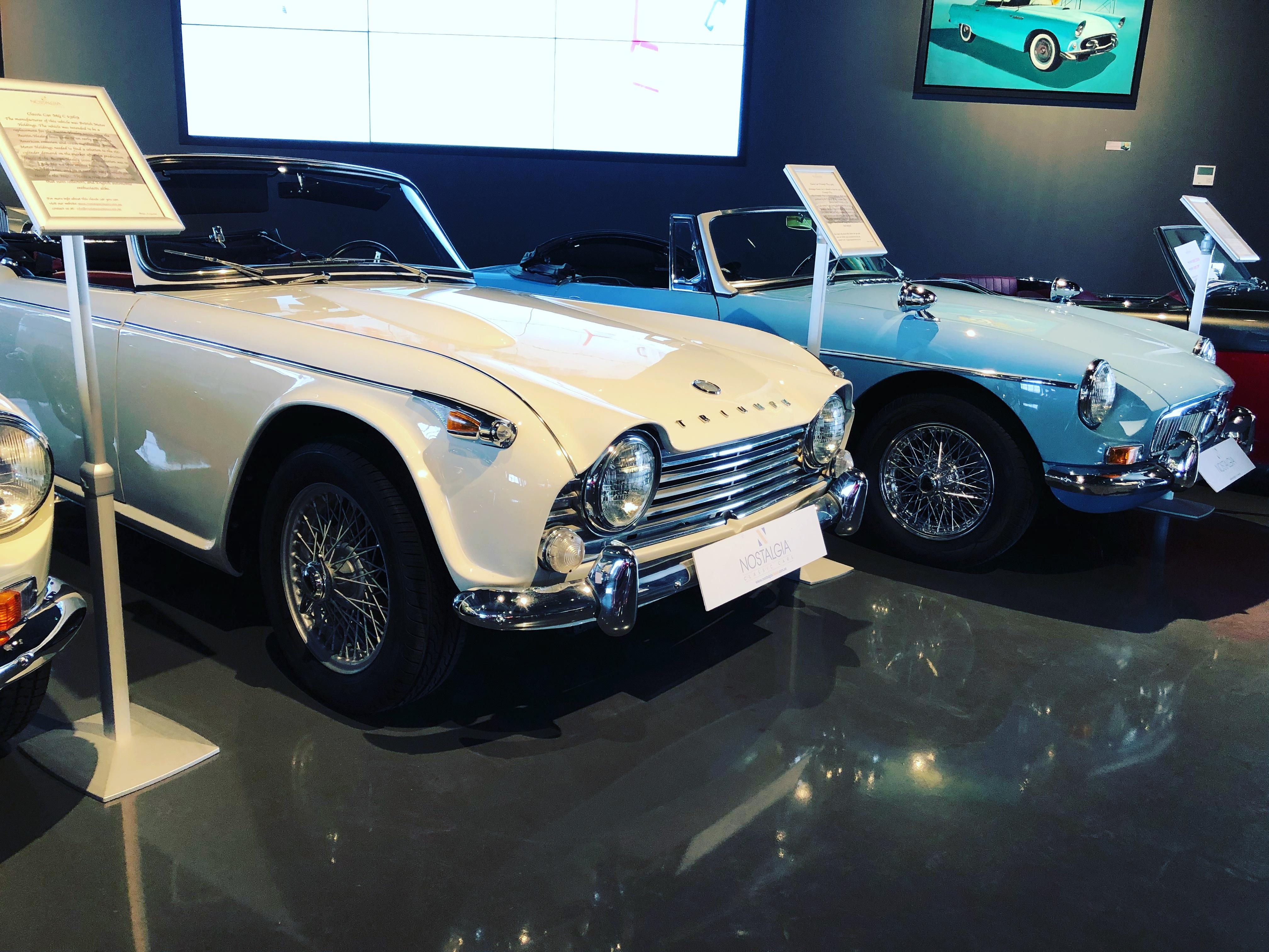 1966 Triumph Tr4 Vintage Car For Sale