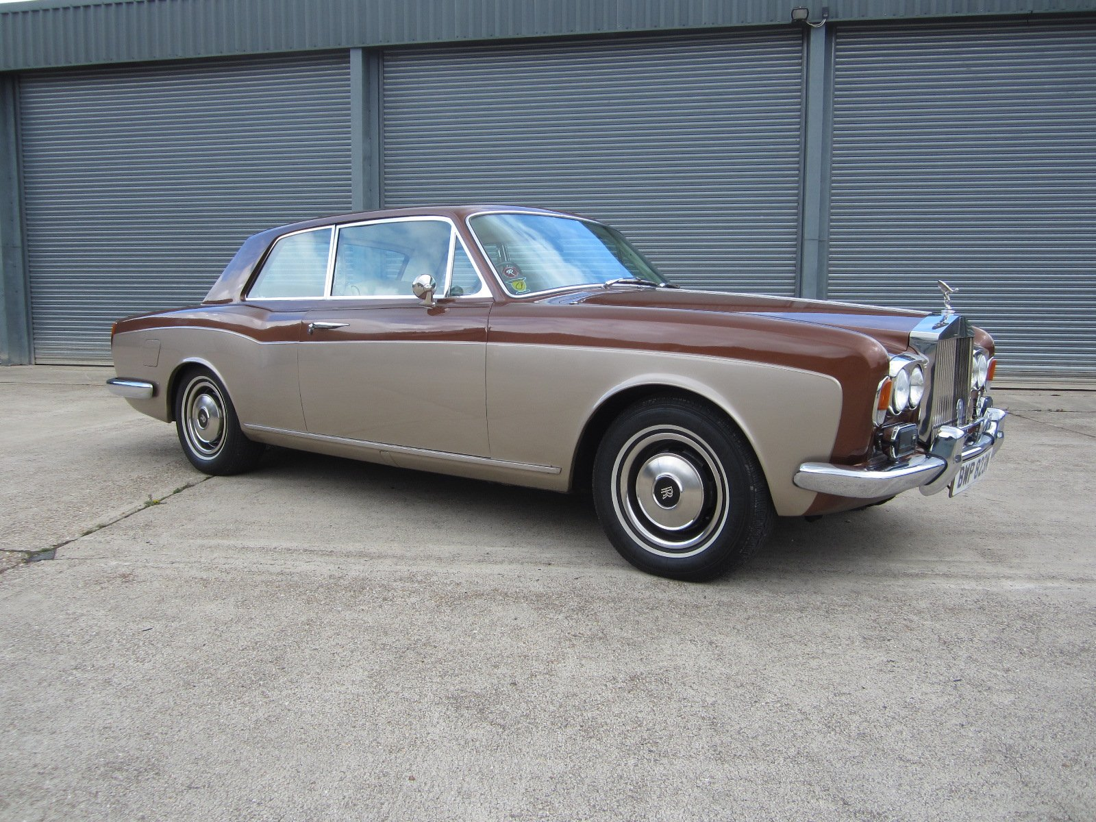 1973 Rolls Royce Corniche I Fhc Vintage Car For Sale