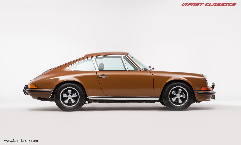 1973 porsche 911 - 2.4 s   classic driver market