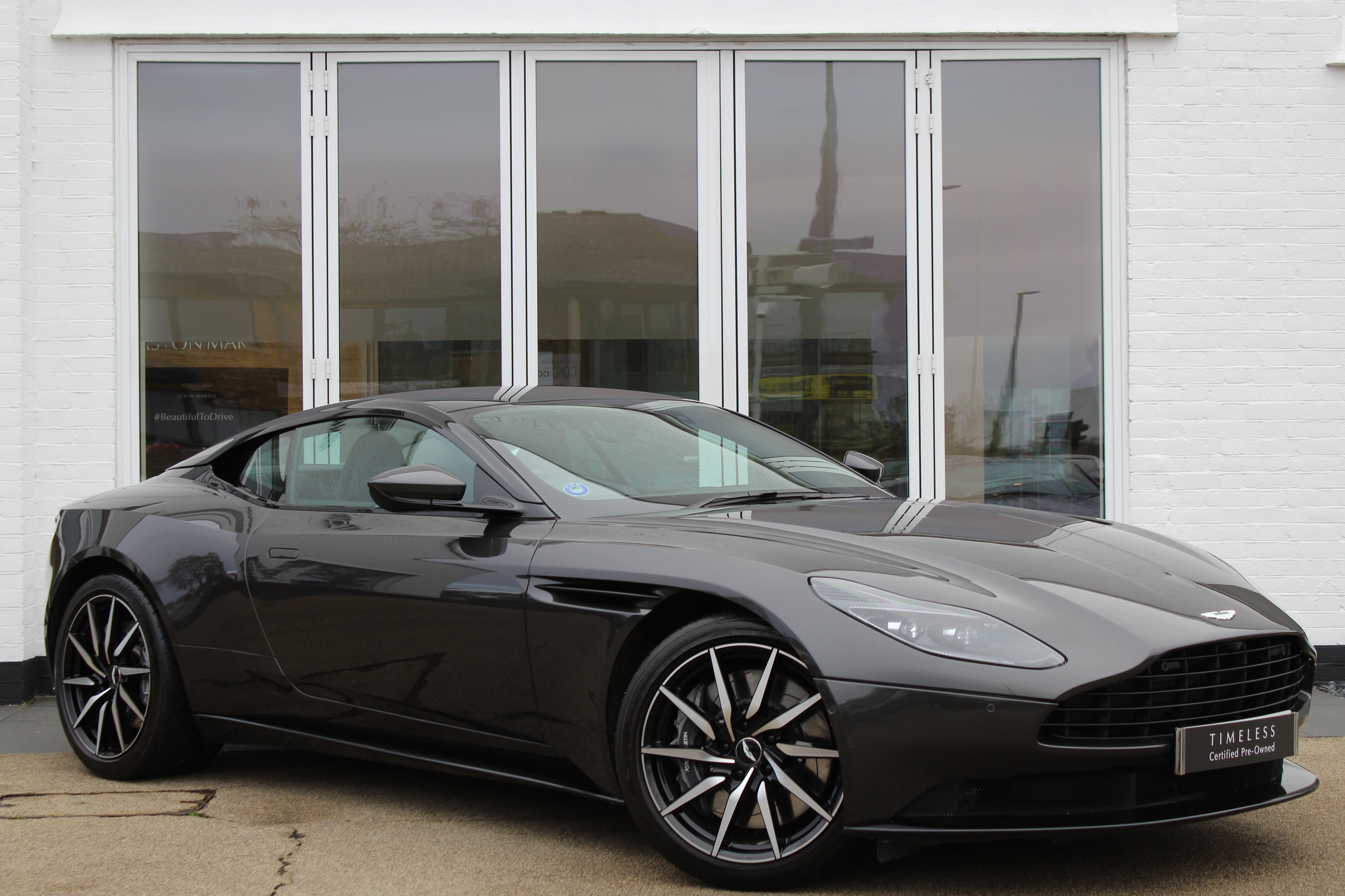 2019 Aston Martin Db11 V8 Coupe Classic Driver Market