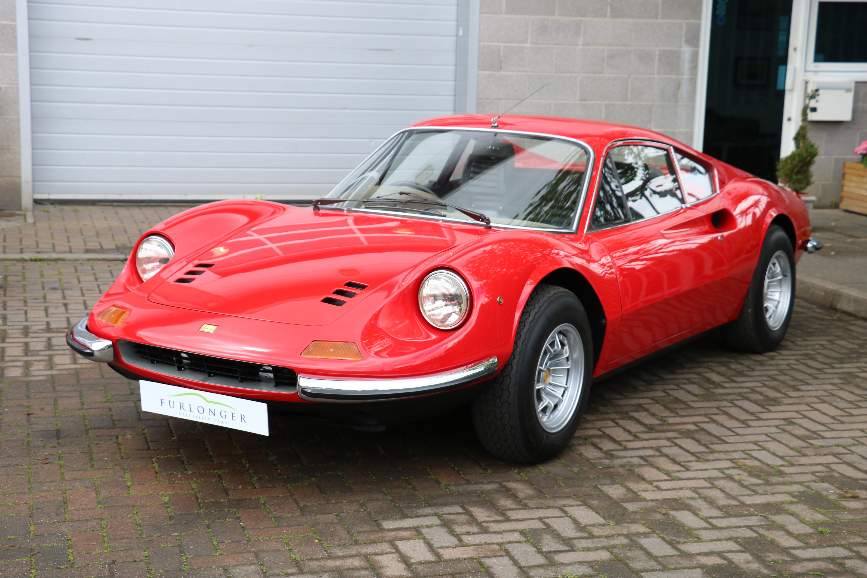 1972 Ferrari 246 Dino Classic Driver Market
