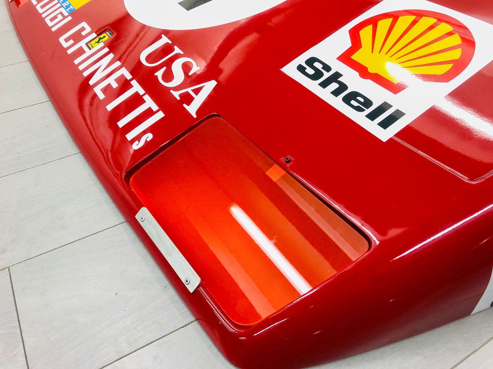 1978 Ferrari 512 - Oldtimer zu verkaufen