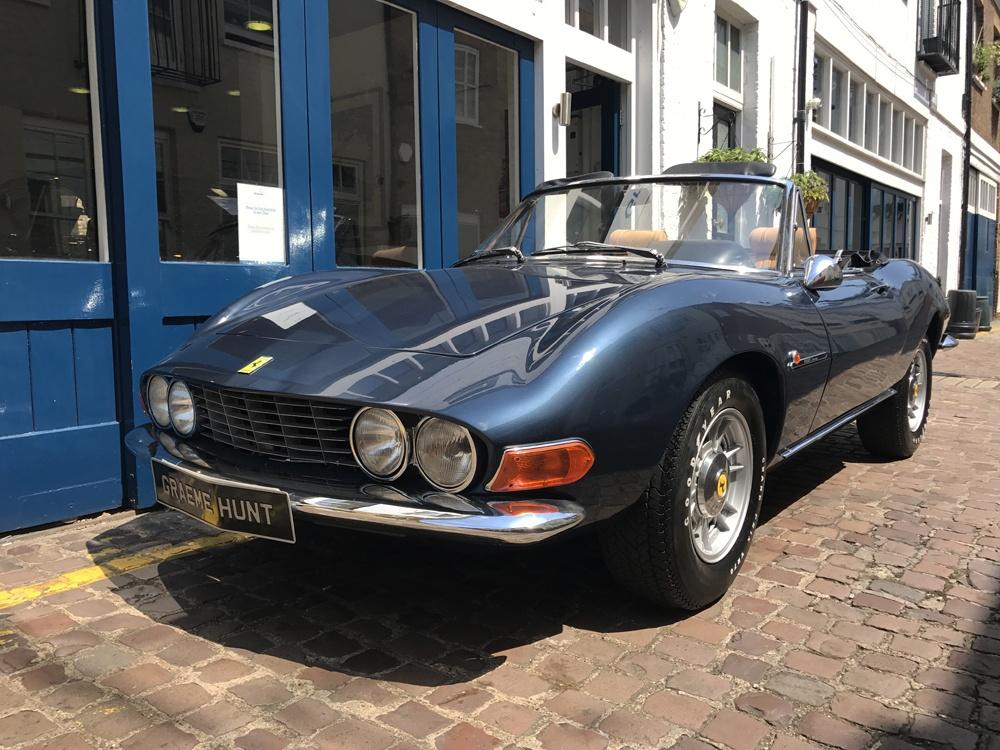Fiat Dino For Sale Classic Driver