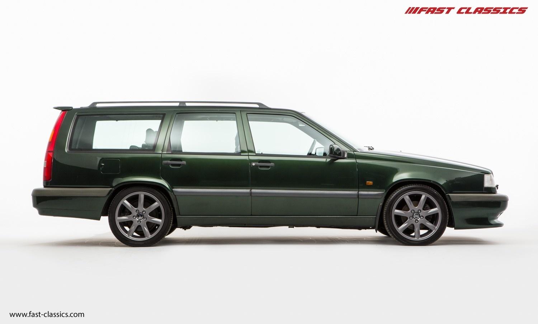 1996 volvo 850 r manual classic driver market. Black Bedroom Furniture Sets. Home Design Ideas