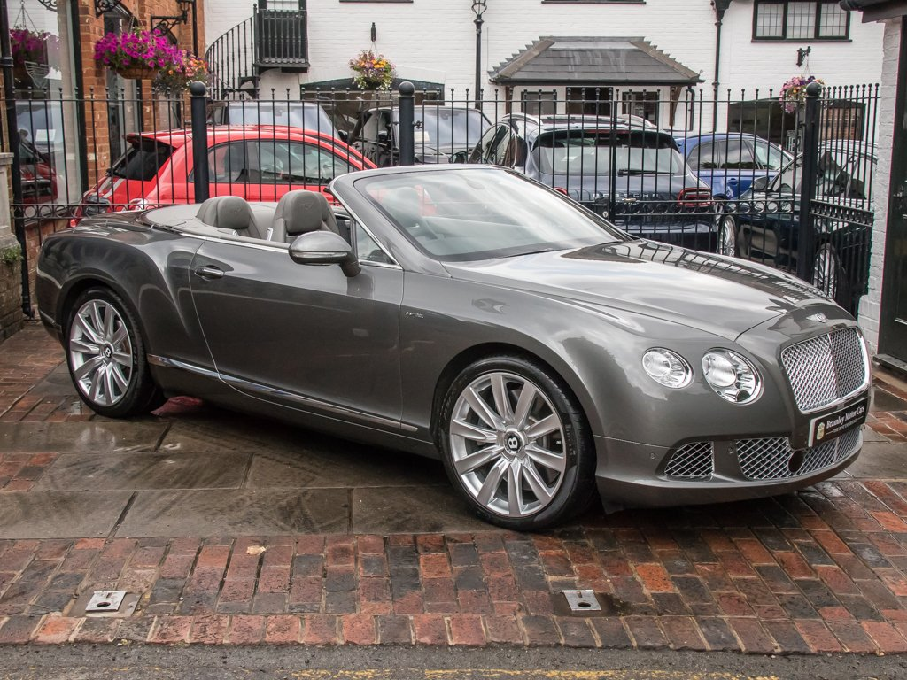 2013 Bentley Continental Gt C W12 Mulliner Classic Driver Market
