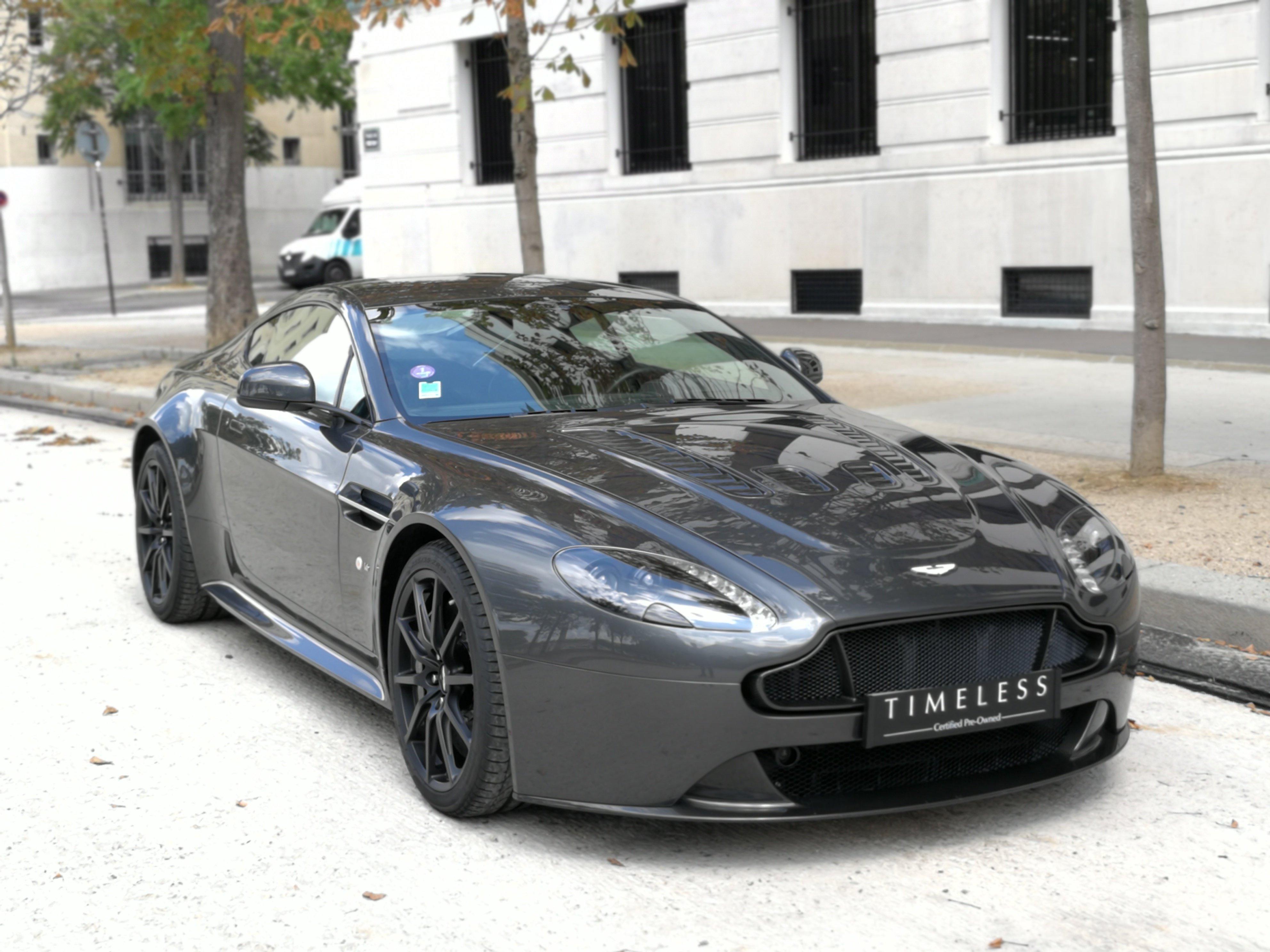 2014 Aston Martin V12 Vantage S Classic Driver Market