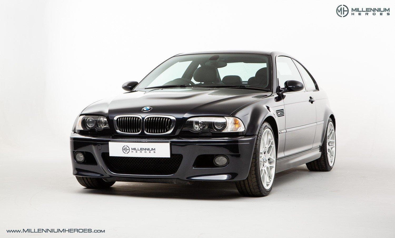 2005 Bmw M3 Full Service History Carbon Black Harmon Kardon Classic Driver Market