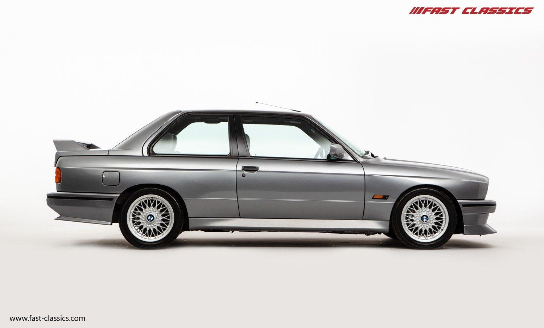 1988 Bmw M3 Bmw E30 M3 Evo 2 German Supplied Nut Bolt Restoration Classic Driver Market
