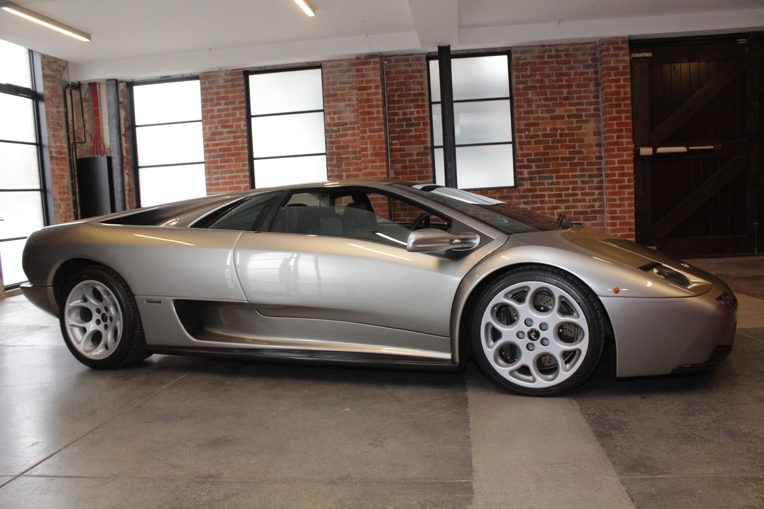 2001 Lamborghini Diablo 6 0 Vt Classic Driver Market