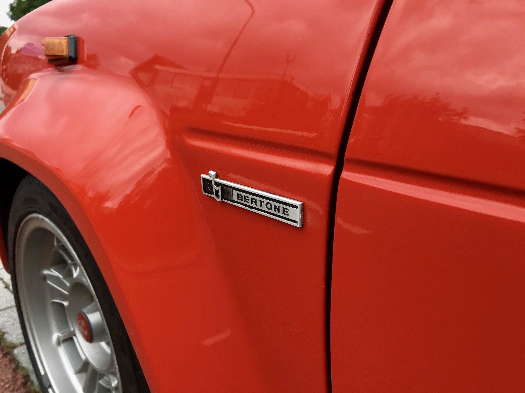 1976 Fiat 131 Abarth Rally Stradale Oldtimer Zu Verkaufen