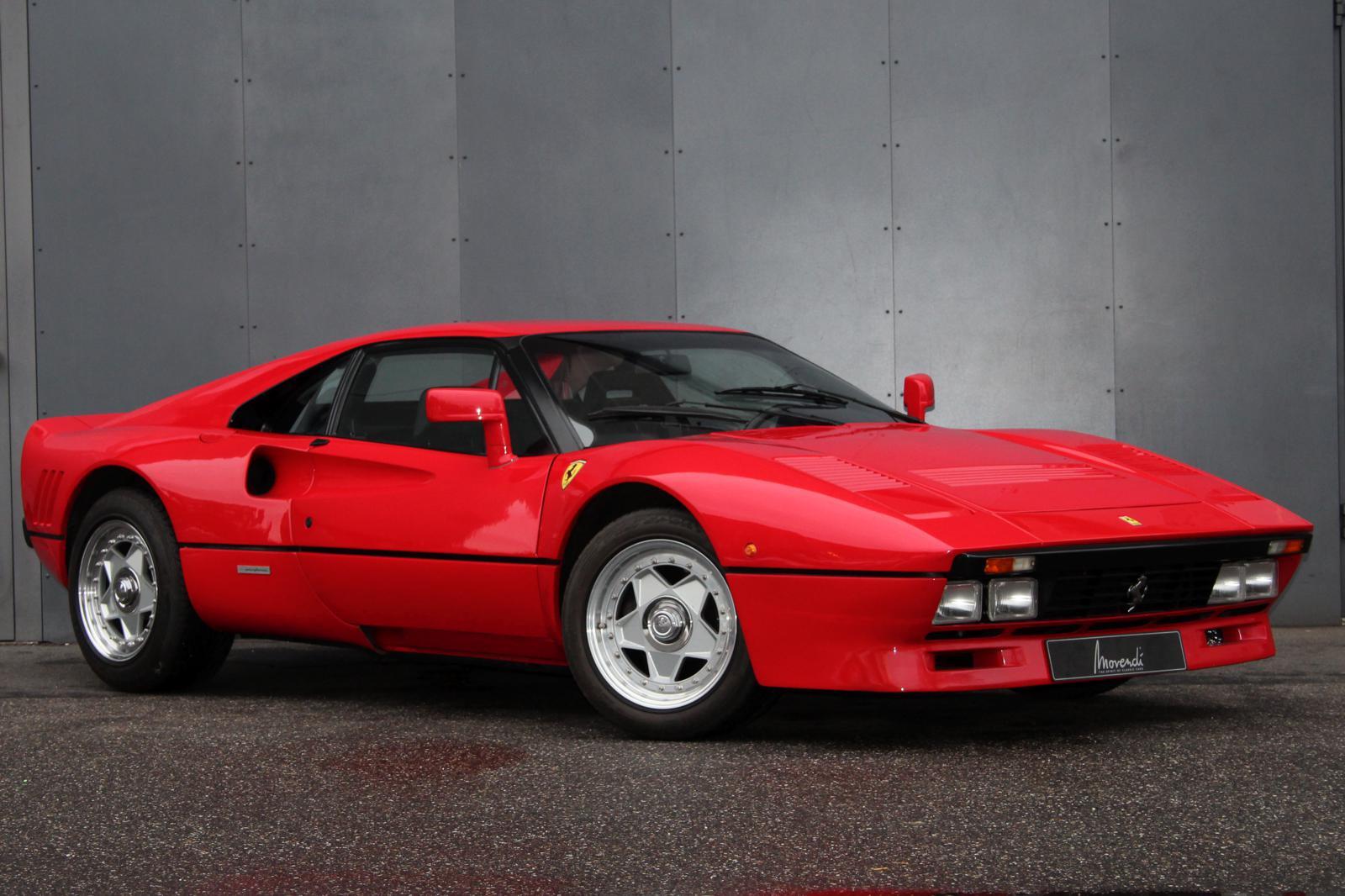 1985 Ferrari 288 Gto Vintage Car For Sale