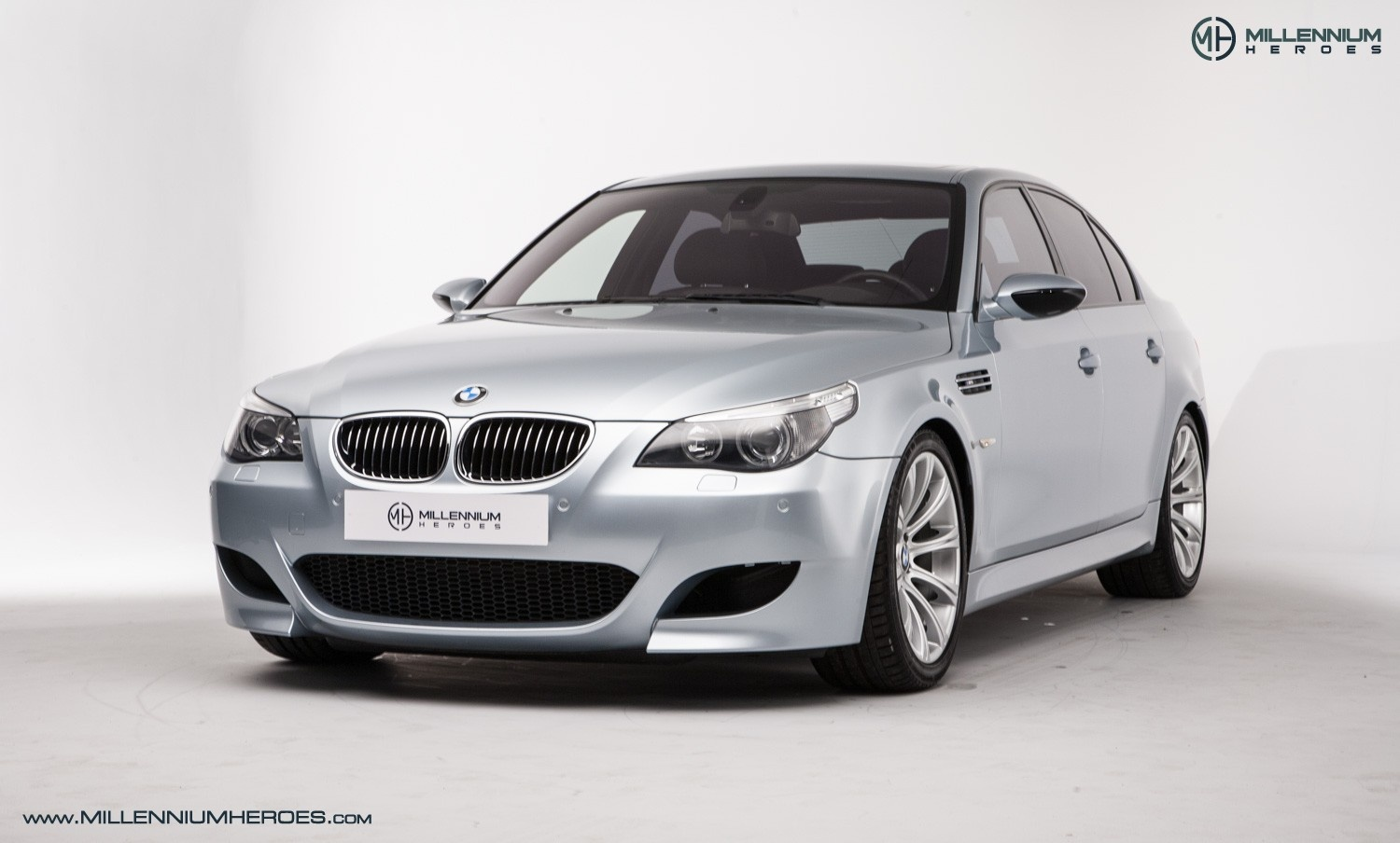 2006 Bmw M5 Sparkling Silverstone Metallic M5 With Only 27k Miles Lhd Classic Driver Market