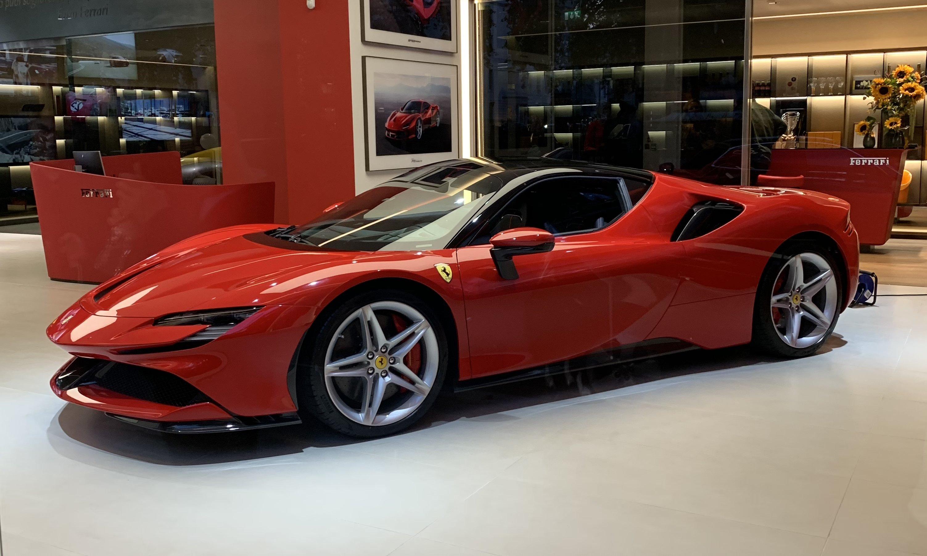 Image Result For Ferrari Cost