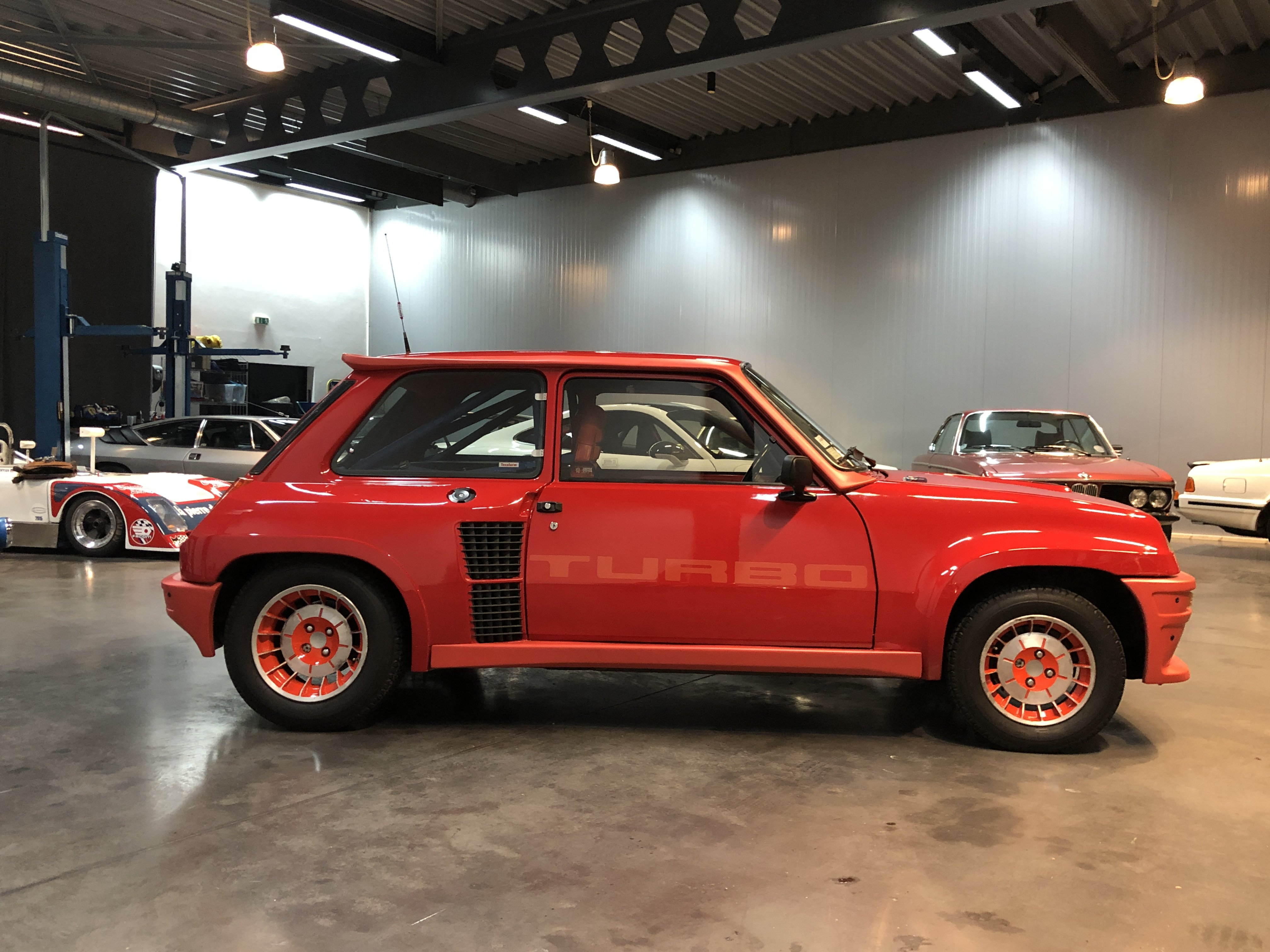 1981 Renault 5 R5 Turbo 1 Kit Cevennes Classic Driver Market