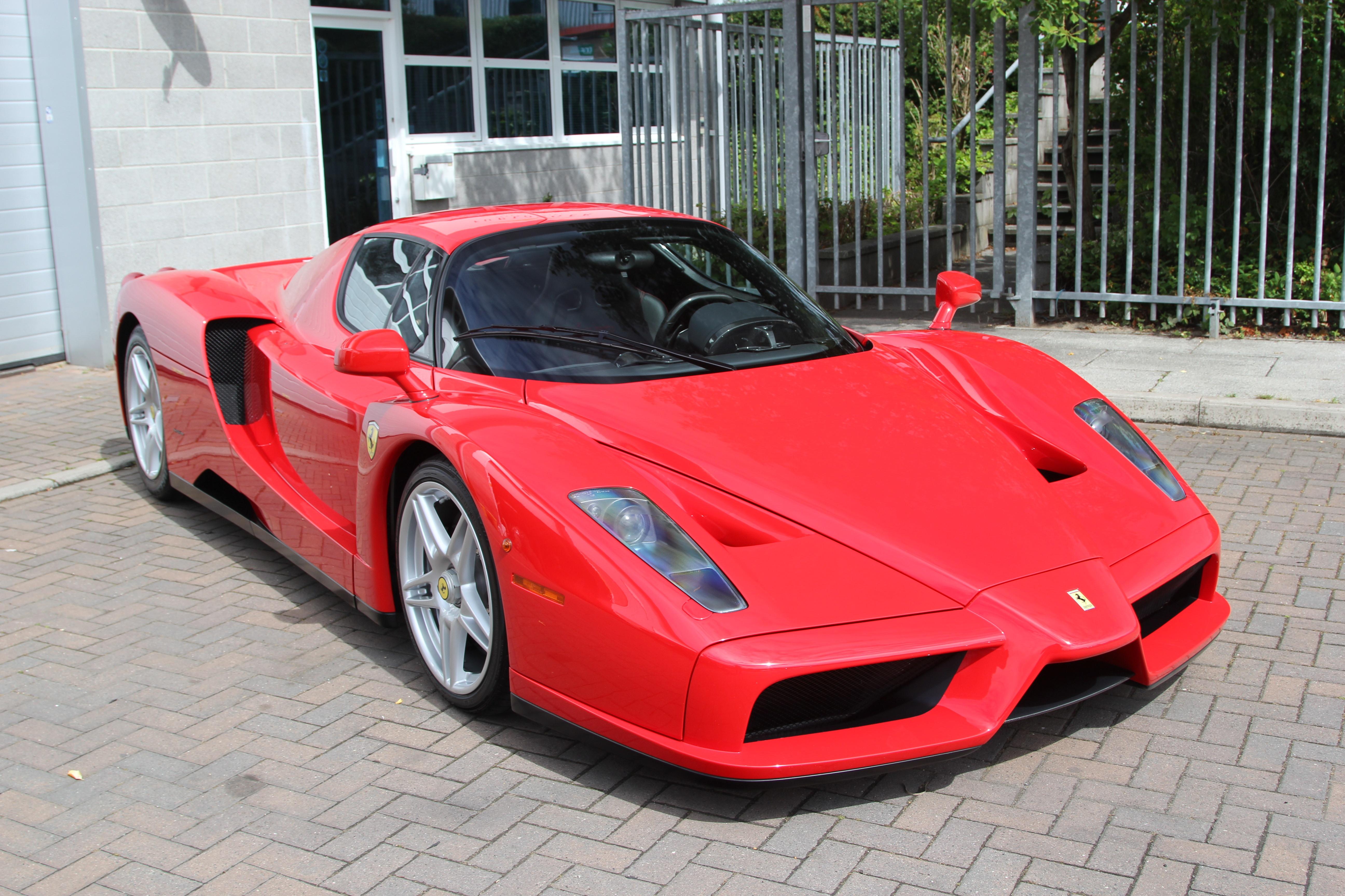 2003 ferrari enzo ferrari - uk car | classic driver market