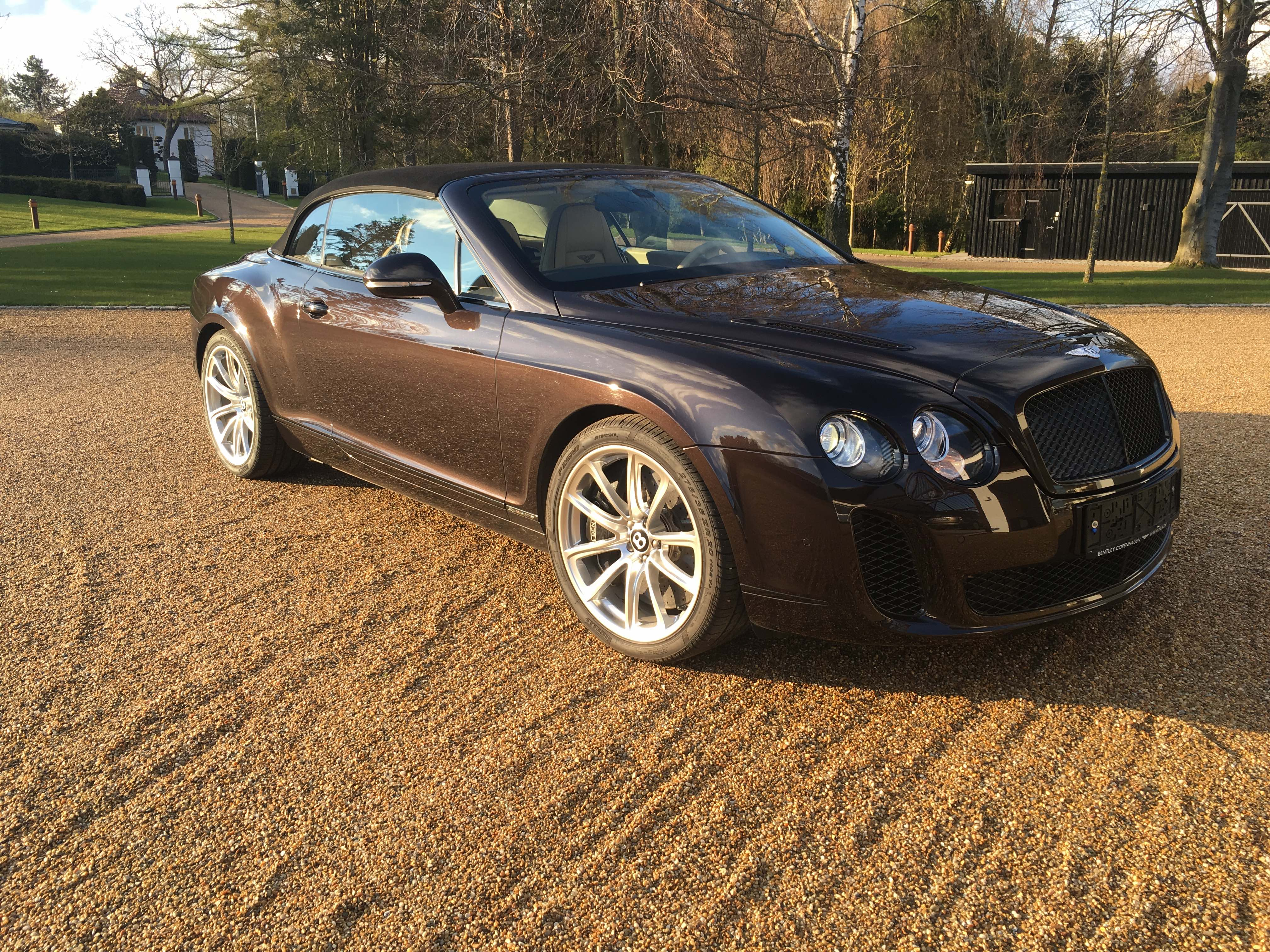 stock convertible louis st inventory details original missouri continental supersports bentley used