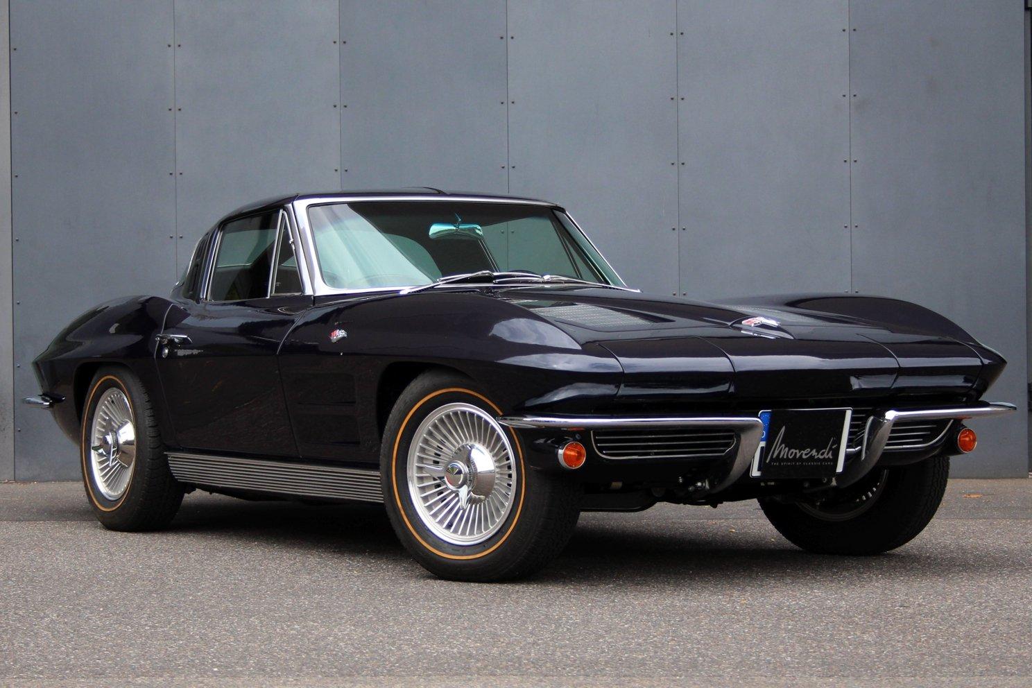 Kekurangan Corvette C2 Top Model Tahun Ini