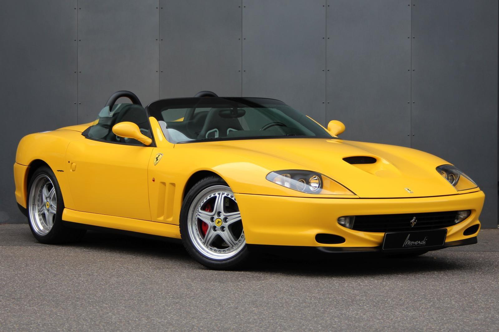 2000 ferrari 550 maranello usd 185 000 market cars