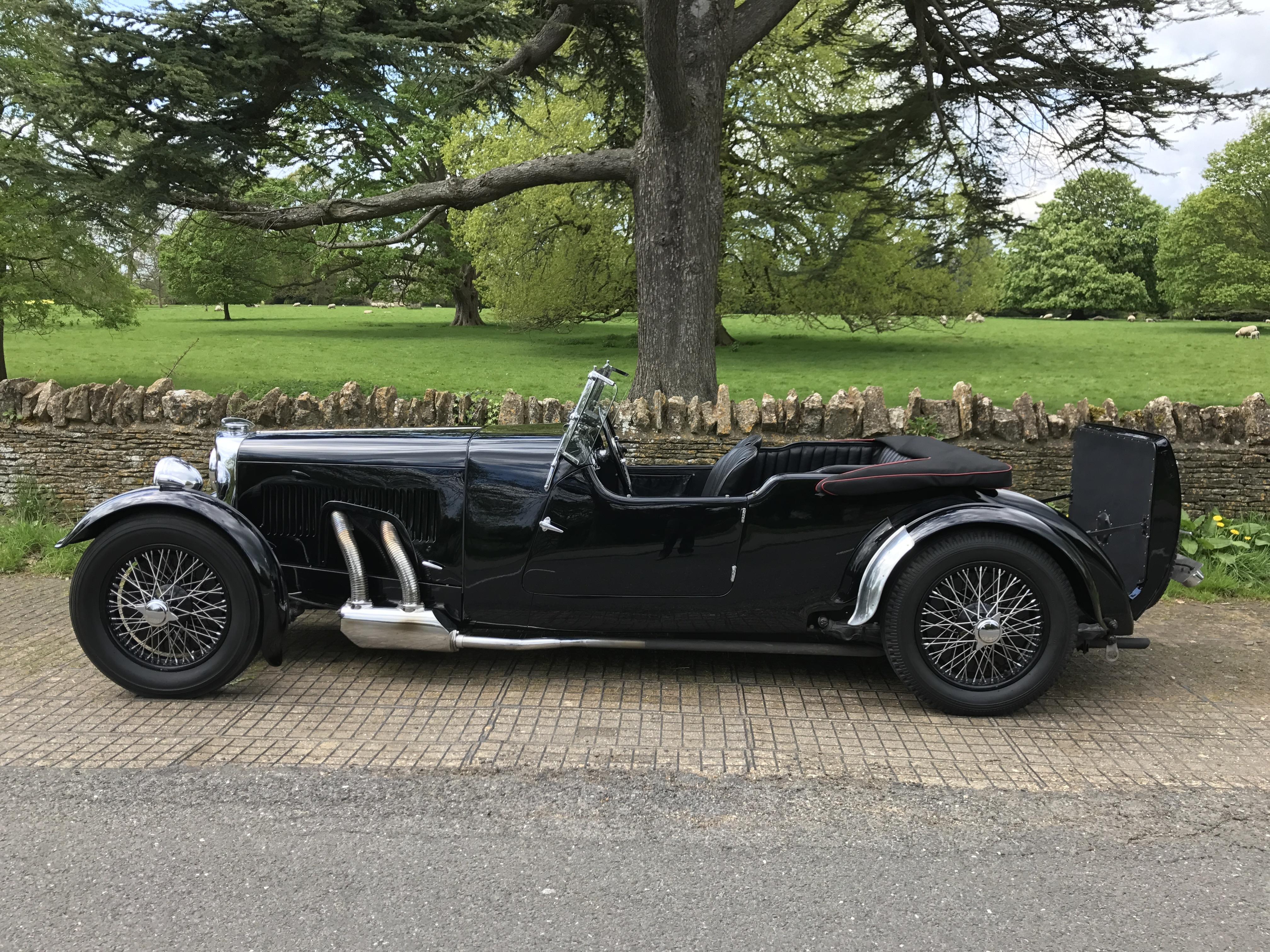 1934 Aston Martin 1 5 Litre Oldtimer Zu Verkaufen