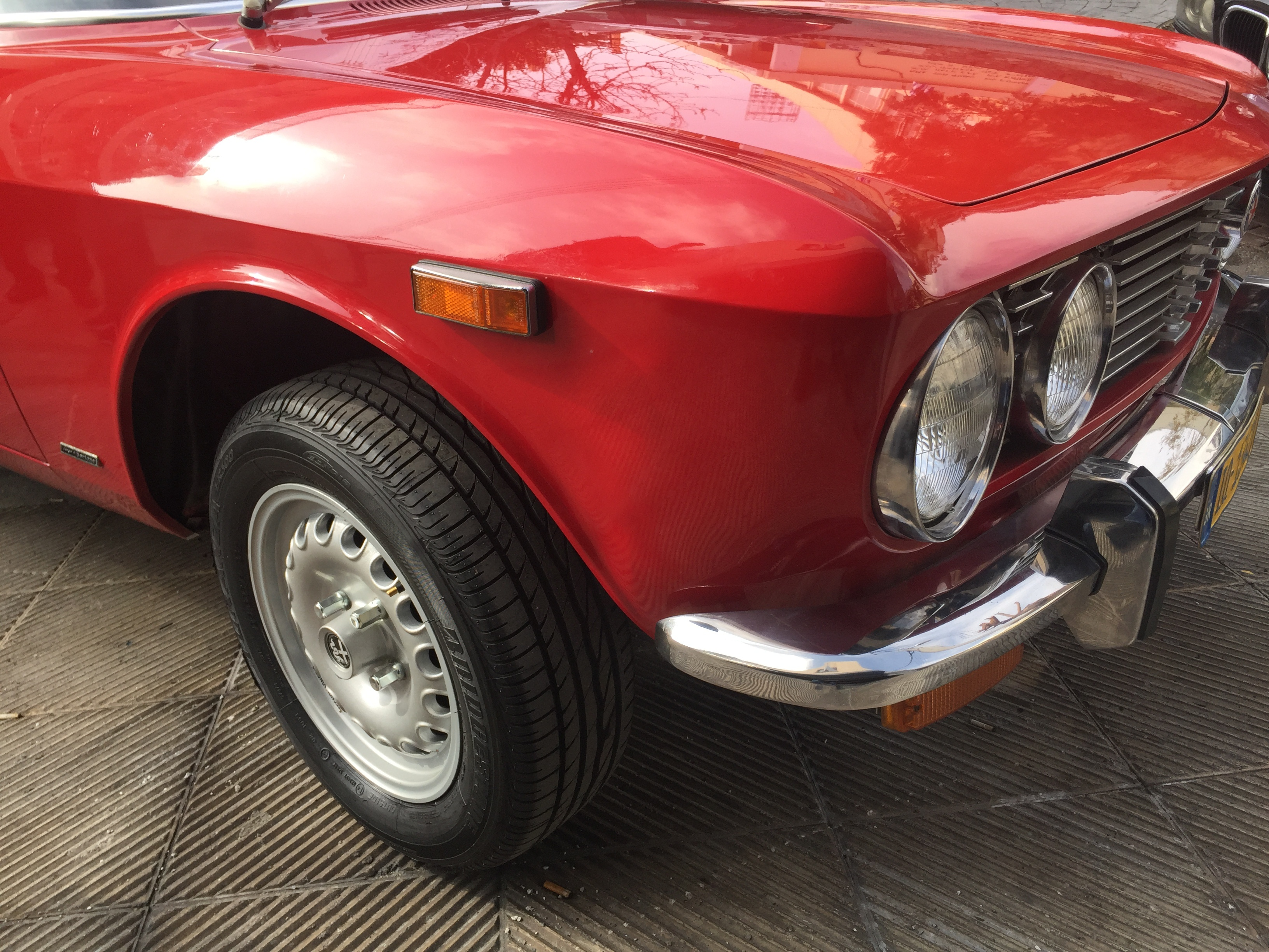 1974 Alfa Romeo 2000 Vintage car for sale