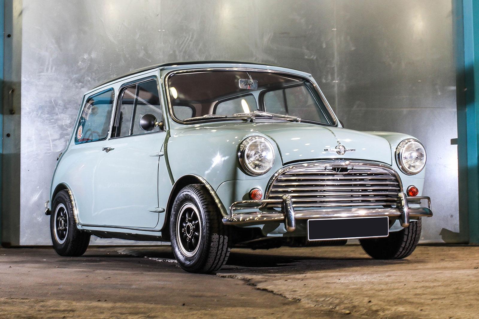 1966 Mini Classic Cooper Voiture De Collection à Vendre