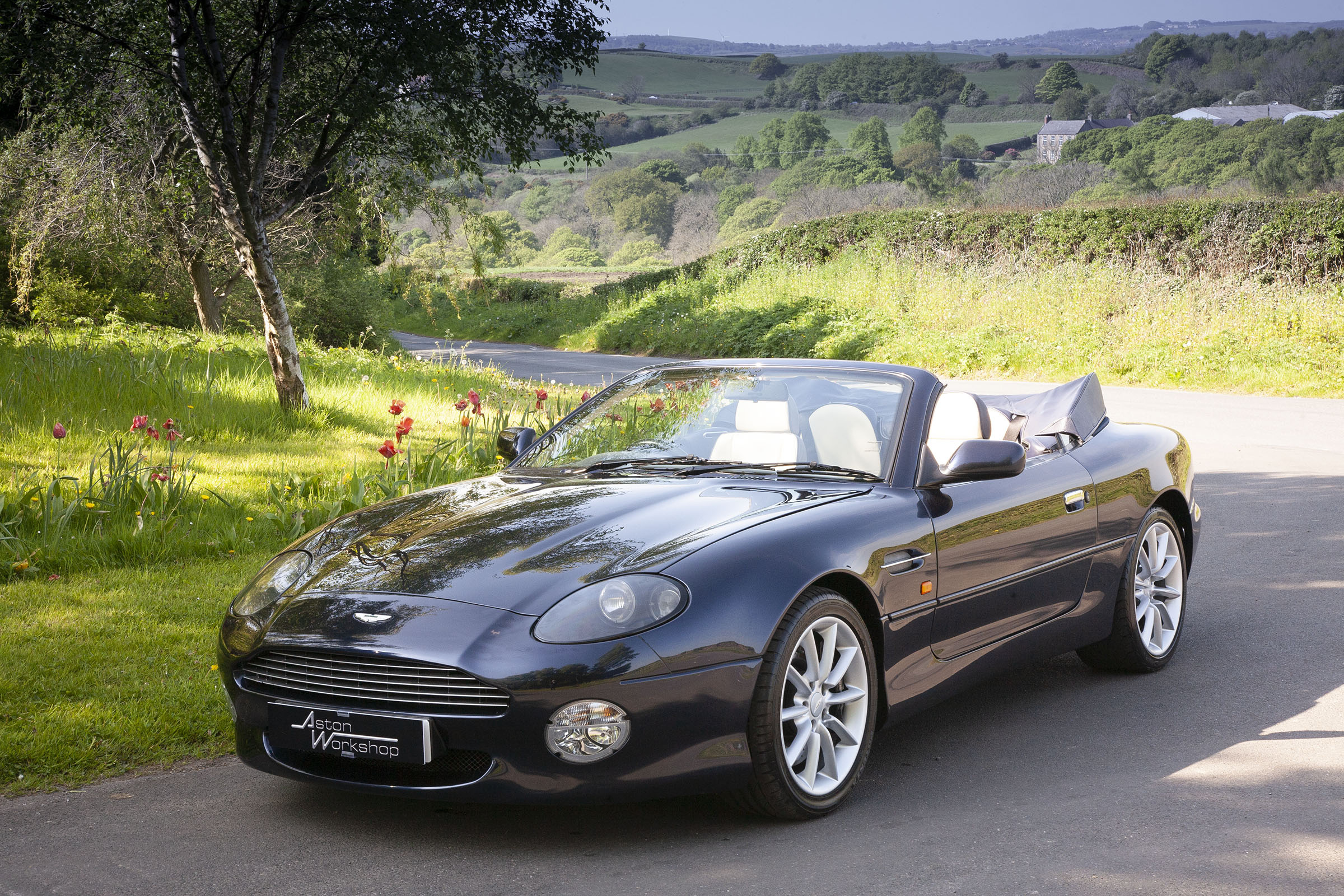 2000 Aston Martin Db7 Vantage Classic Driver Market