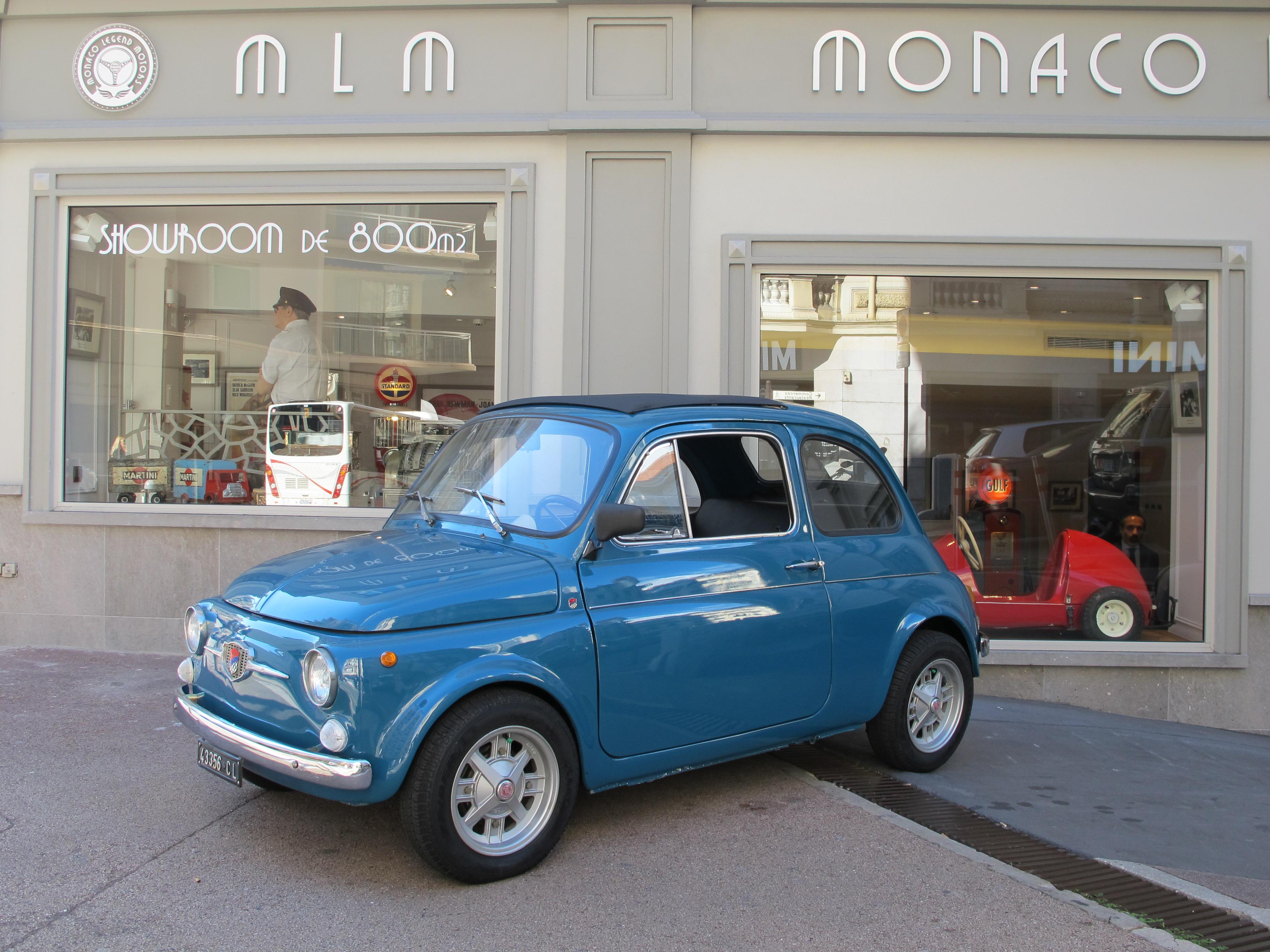 1967 Fiat 500 - Giannini 590 GT | Classic Driver Market